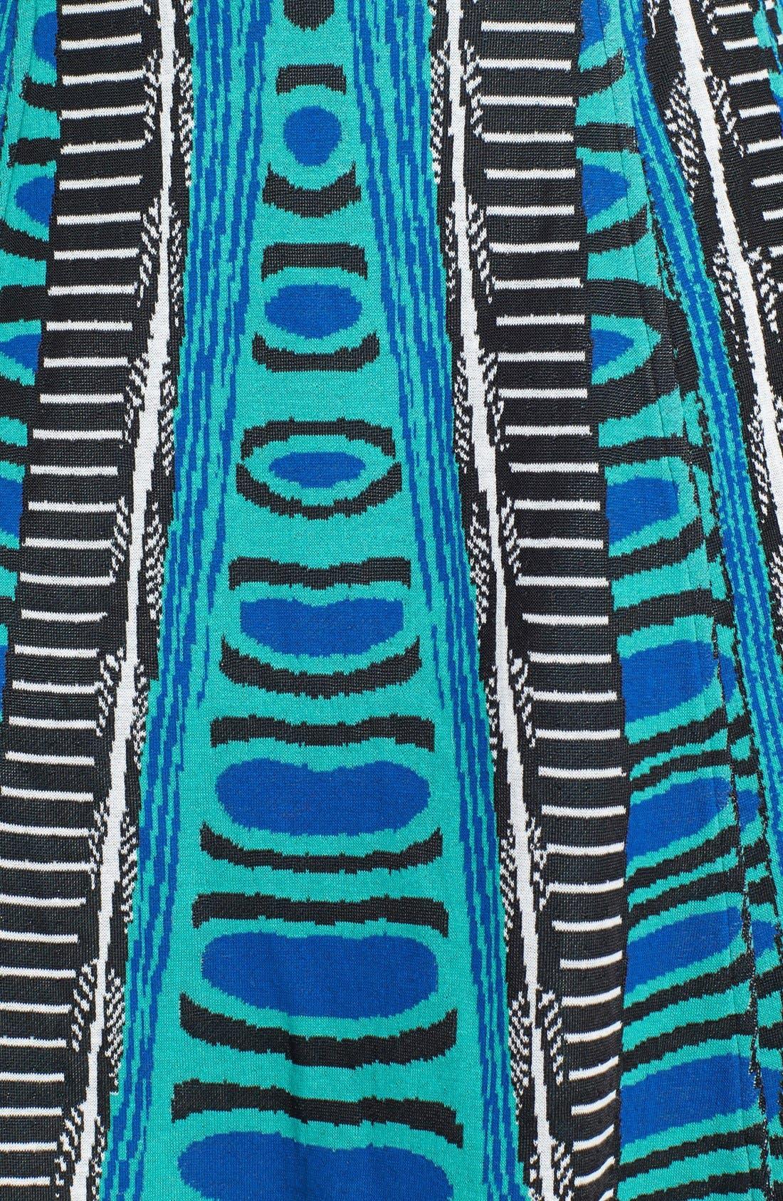 Alternate Image 3  - NIC+ZOE 'Urban Twirl' V-Neck Dress (Regular & Petite)