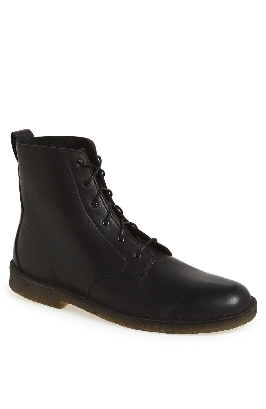 Alternate Image 1 Selected - Clarks 'Desert Mali' Plain Boot (Men)