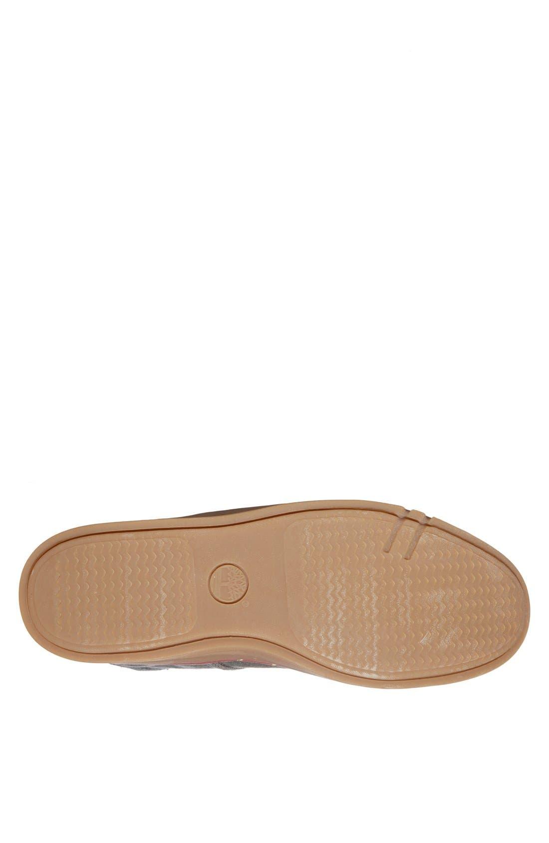 Alternate Image 4  - Timberland Earthkeepers® 'Hookset' Oxford Sneaker