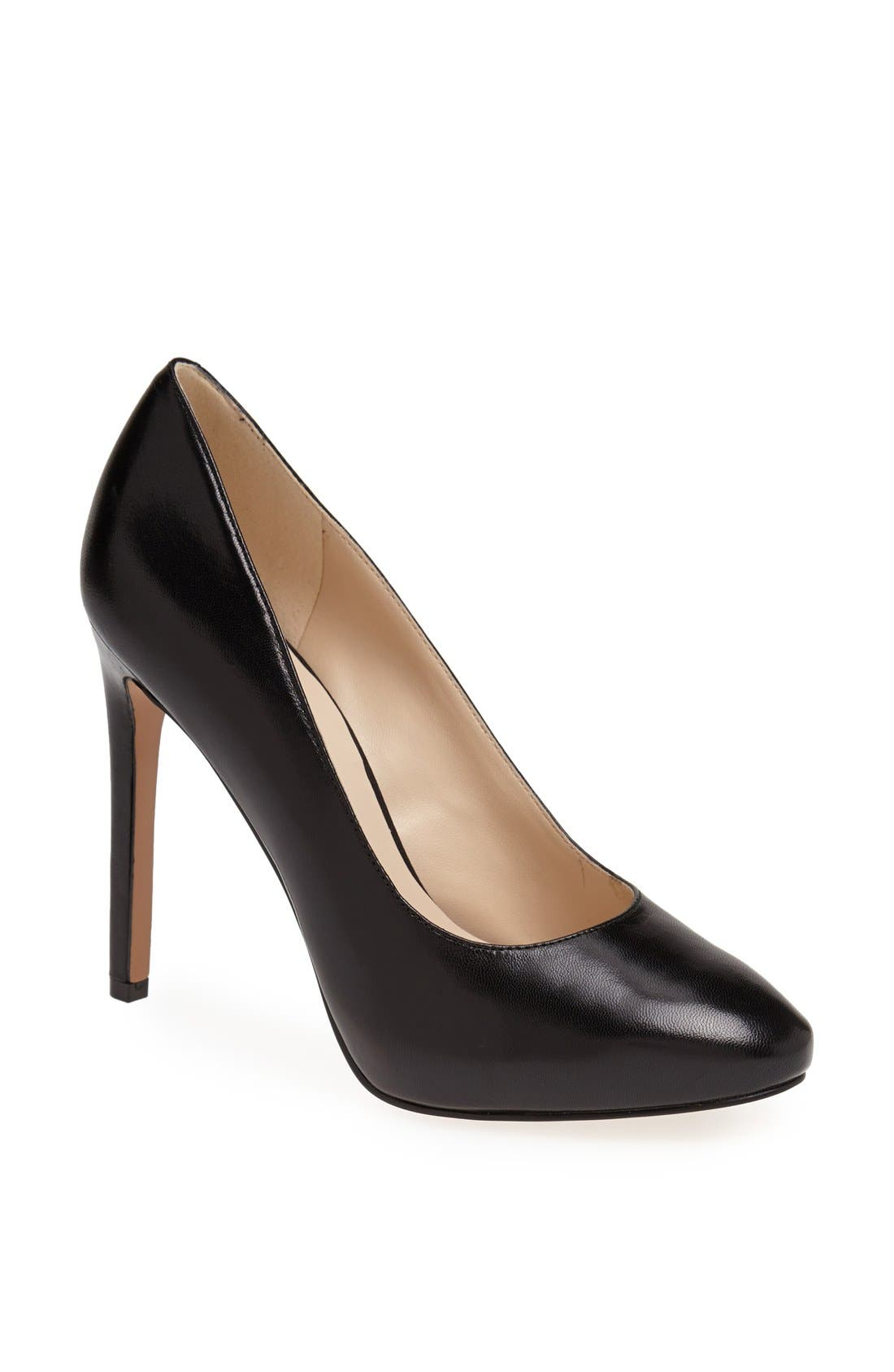 Alternate Image 1 Selected - Nine West 'Nixit' Leather Pump