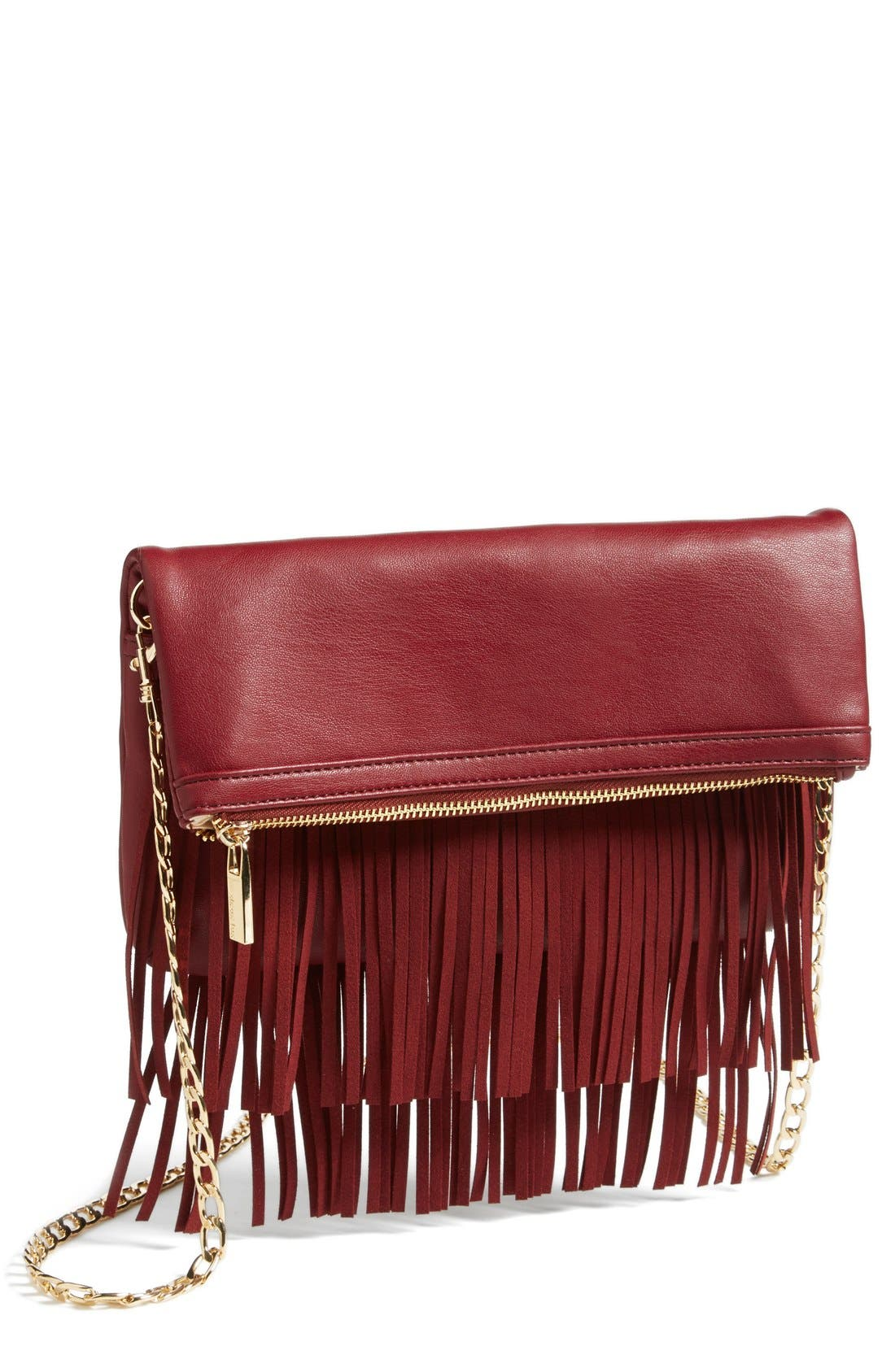 Alternate Image 1 Selected - Deux Lux 'Joplin' Convertible Foldover Crossbody Bag