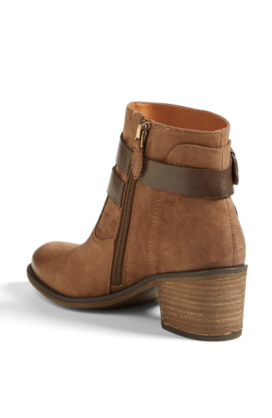 Alternate Image 2  - Franco Sarto 'Linden' Leather Bootie (Women) (Nordstrom Exclusive)
