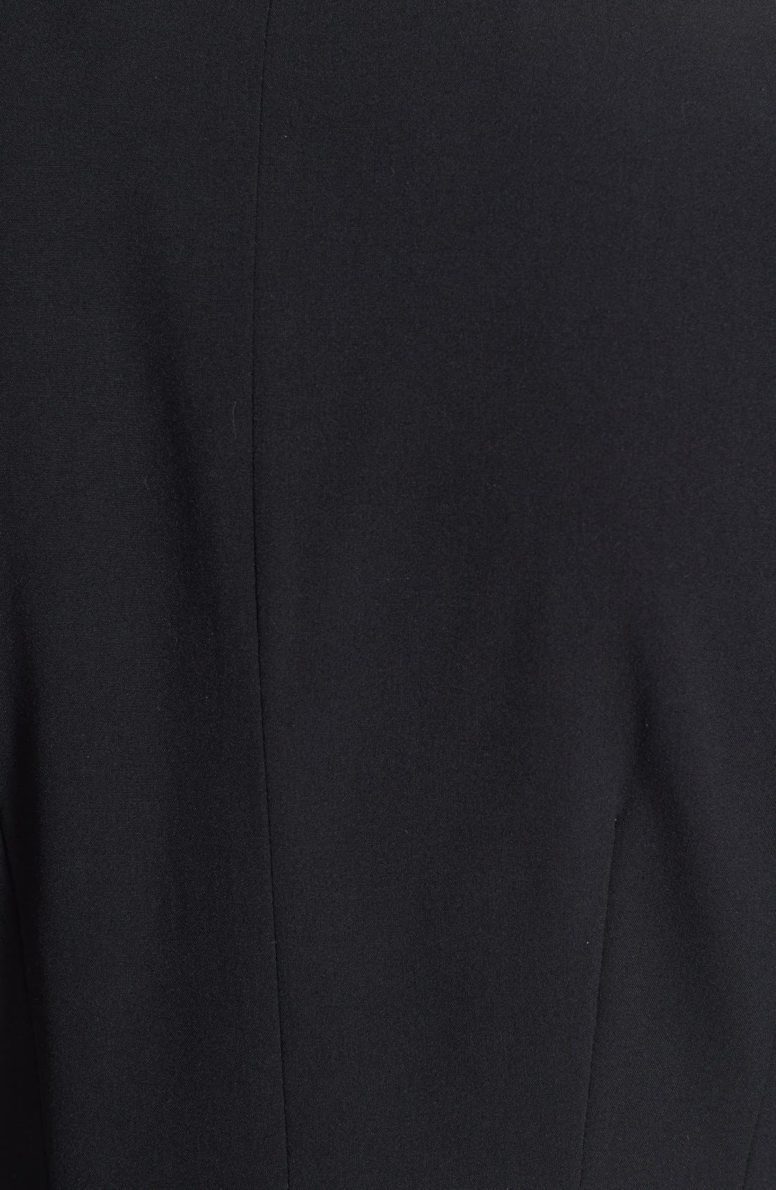 Alternate Image 3  - Eliza J Ruched Sleeve Blazer