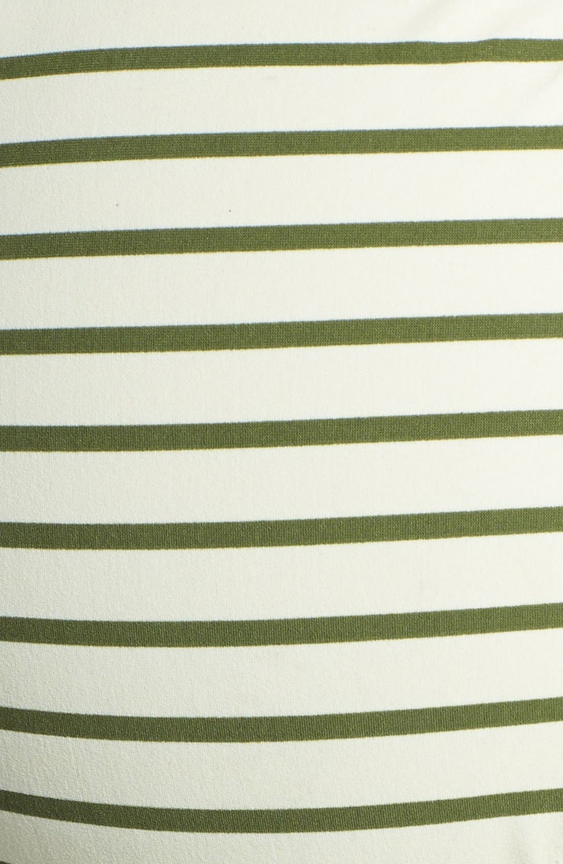 Alternate Image 5  - Sperry 'Front Lines' Sequin Stripe Side Tie Bikini Bottoms