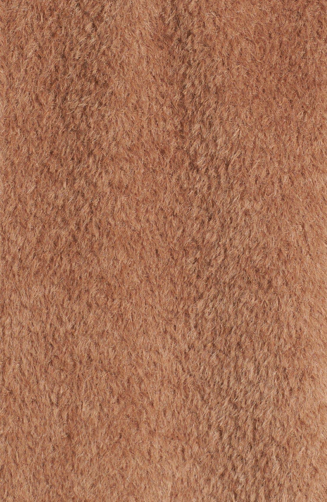 Alternate Image 3  - Trina Turk 'Nancy' Double Breasted Wool & Alpaca Blend Coat