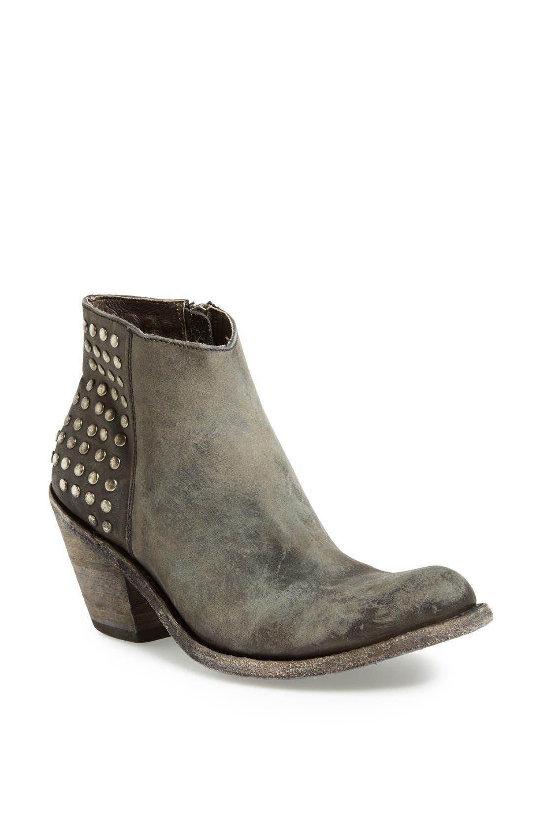 Alternate Image 1 Selected - Liberty Black Studded Short Boot