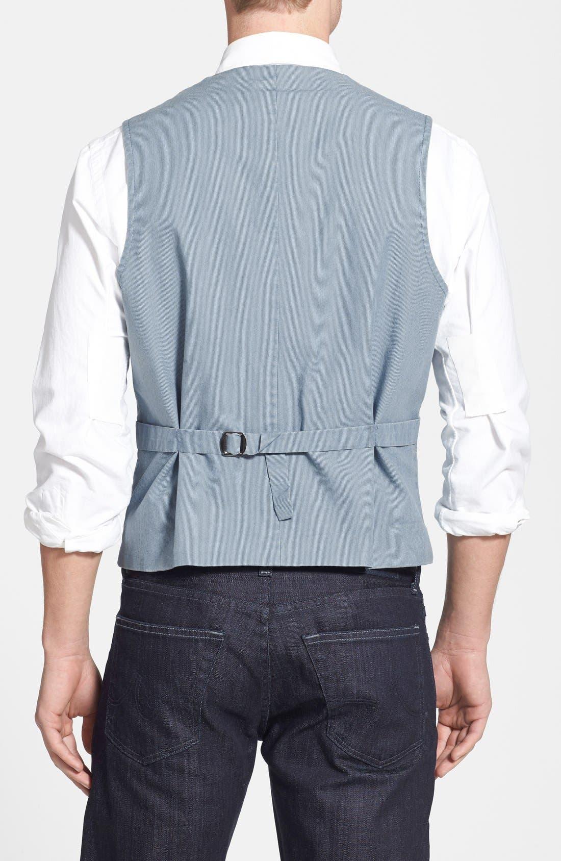 Alternate Image 2  - Kroon 'Axel' Regular Fit Vest