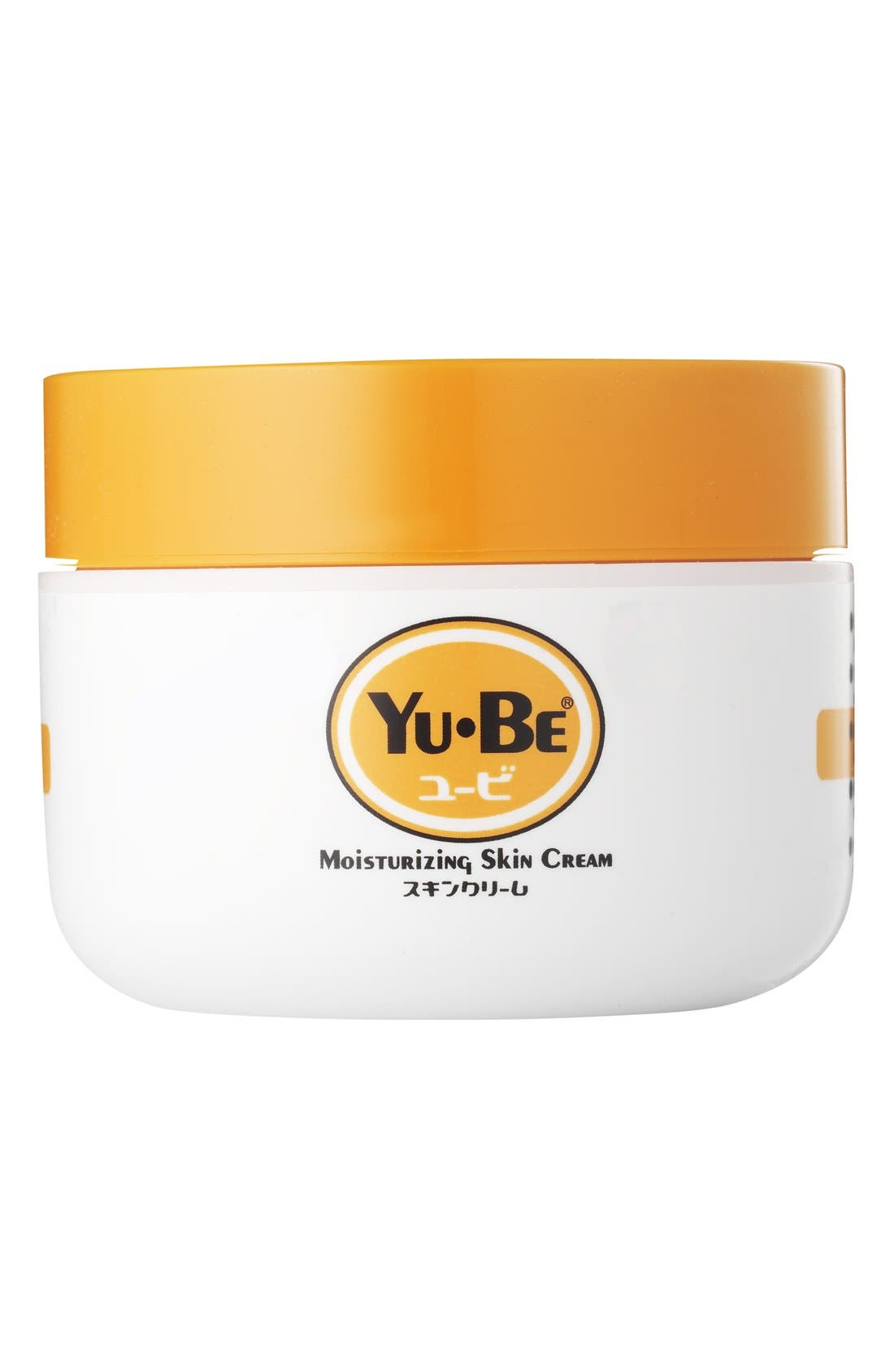 Yu-Be® Moisturizing Skin Cream Jar