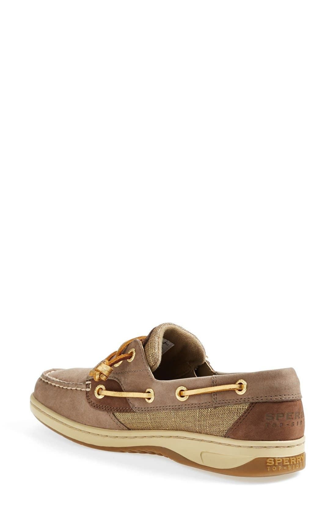 Alternate Image 2  - Sperry Top-Sider® 'Ivyfish' Boat Shoe (Women)