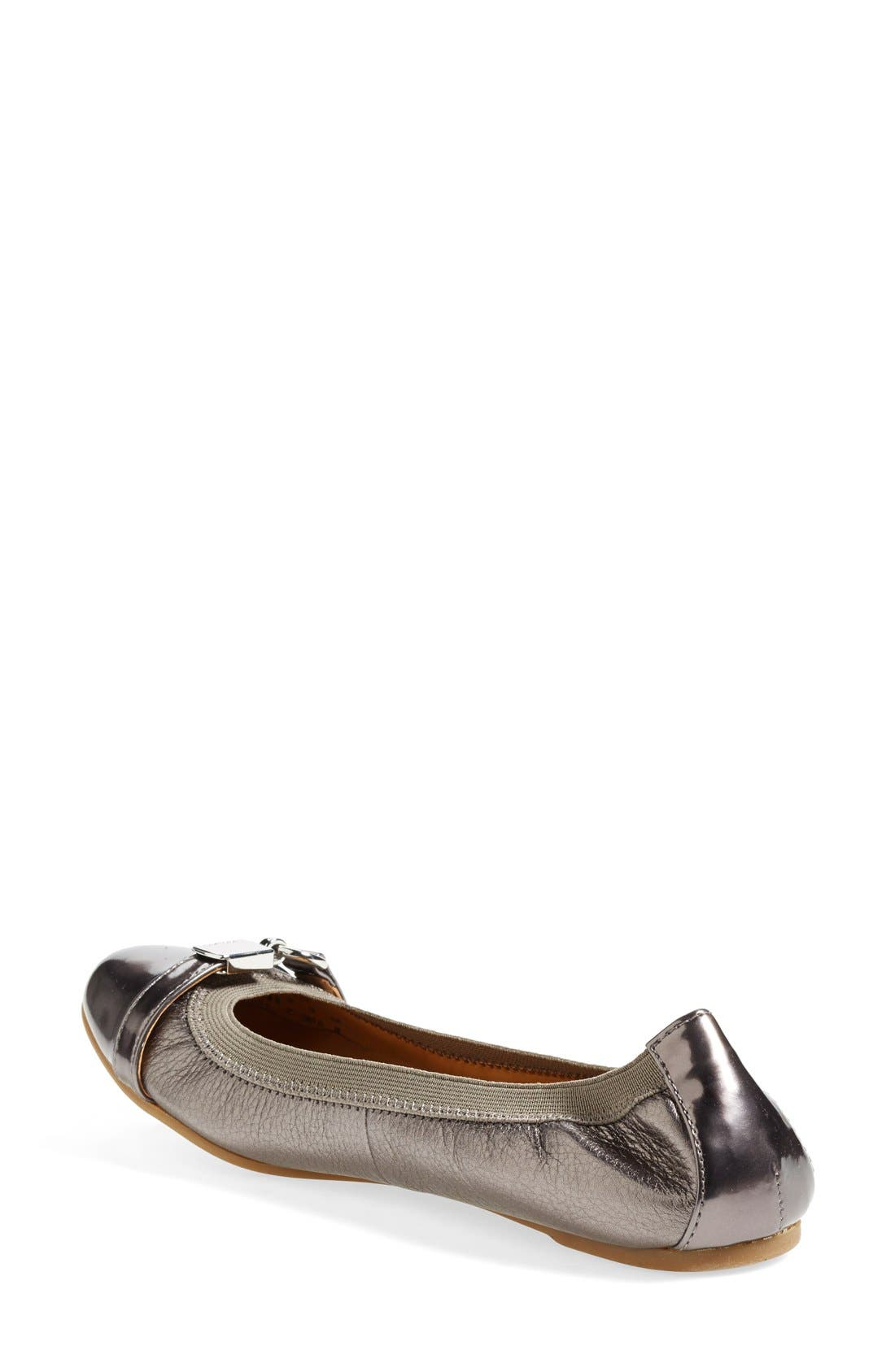 Alternate Image 2  - COACH 'Dolce' Flat (Women)