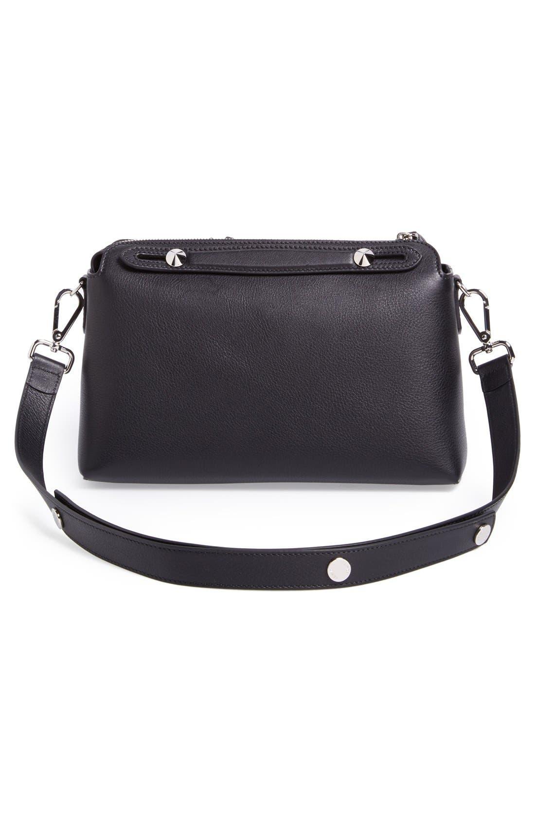 Alternate Image 3  - Fendi 'Bauletto Piccolo' Leather Crossbody Bag