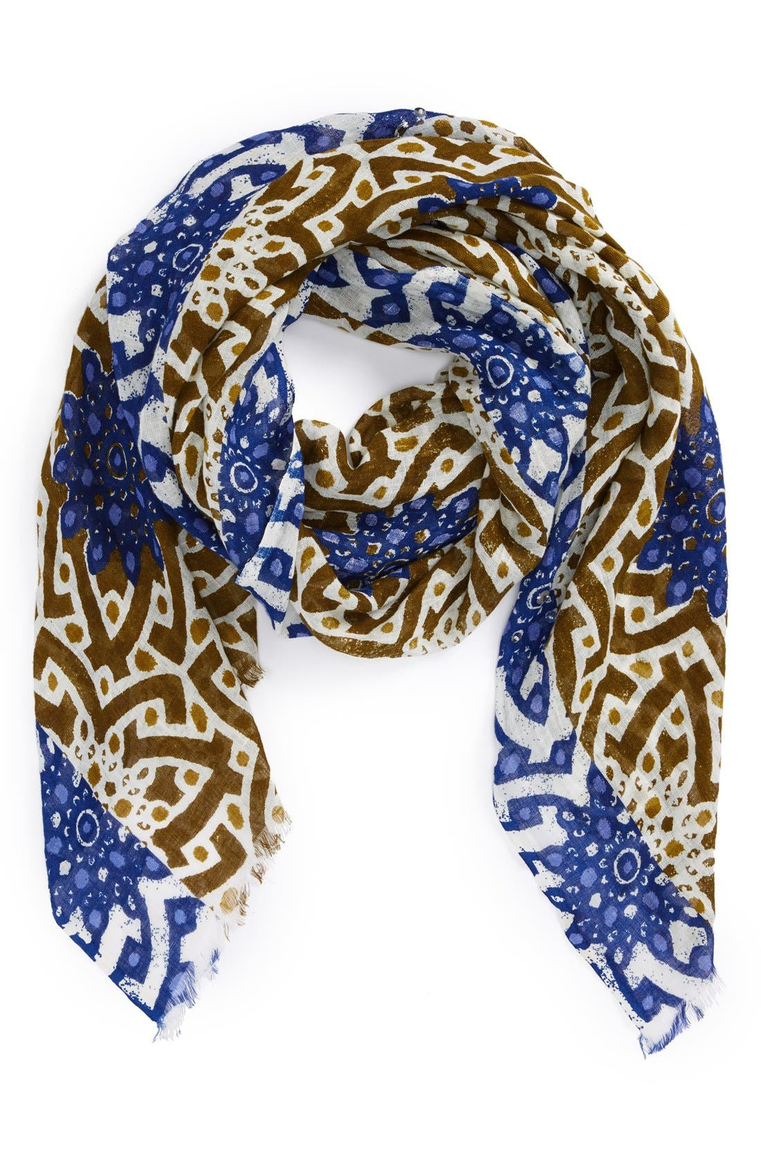 Alternate Image 1 Selected - Tory Burch 'Orion' Embellished Scarf