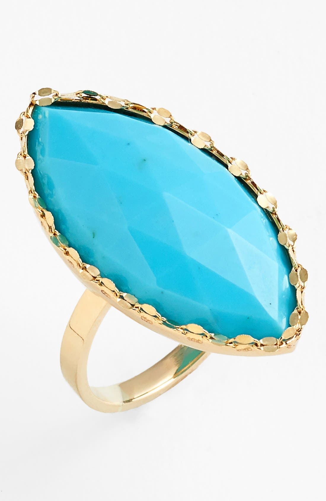 Alternate Image 1 Selected - Lana Jewelry Turquoise Marquise Ring