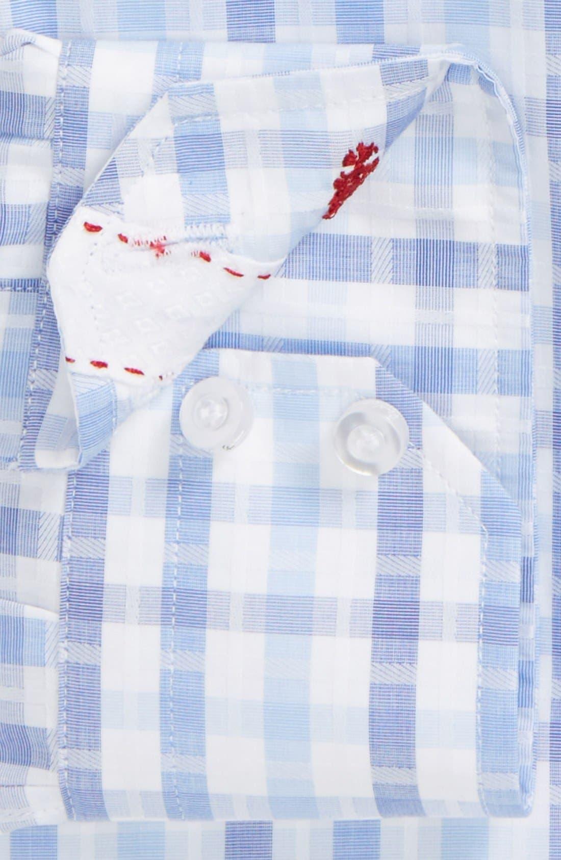 Alternate Image 2  - Robert Graham 'Ethan' Regular Fit Check Dress Shirt