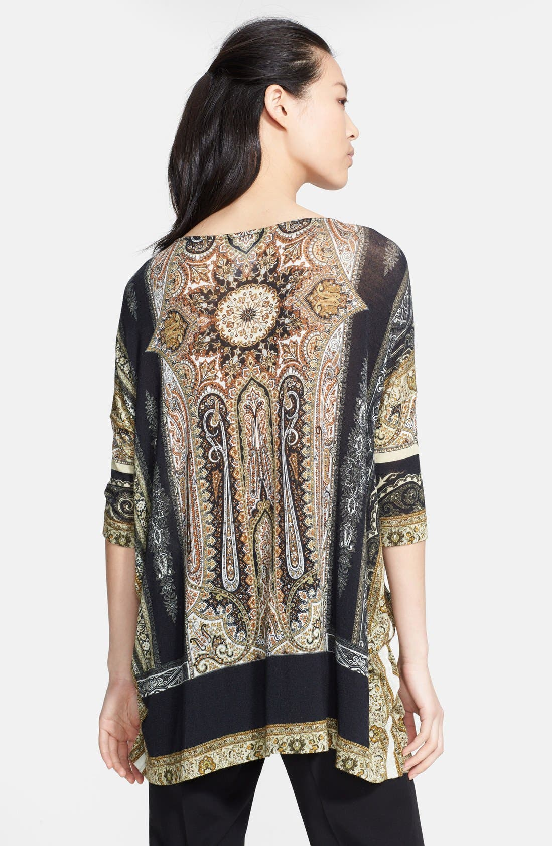 Alternate Image 2  - Etro Print Jersey Tunic