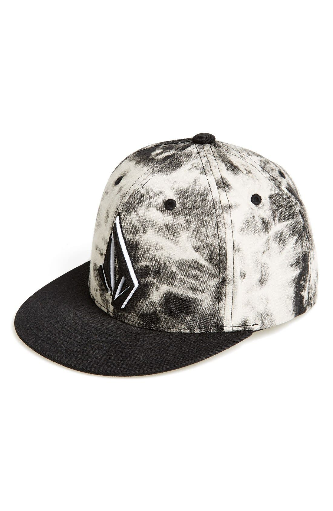 Alternate Image 1 Selected - Volcom Layer Six Panel Cap (Big Boys)