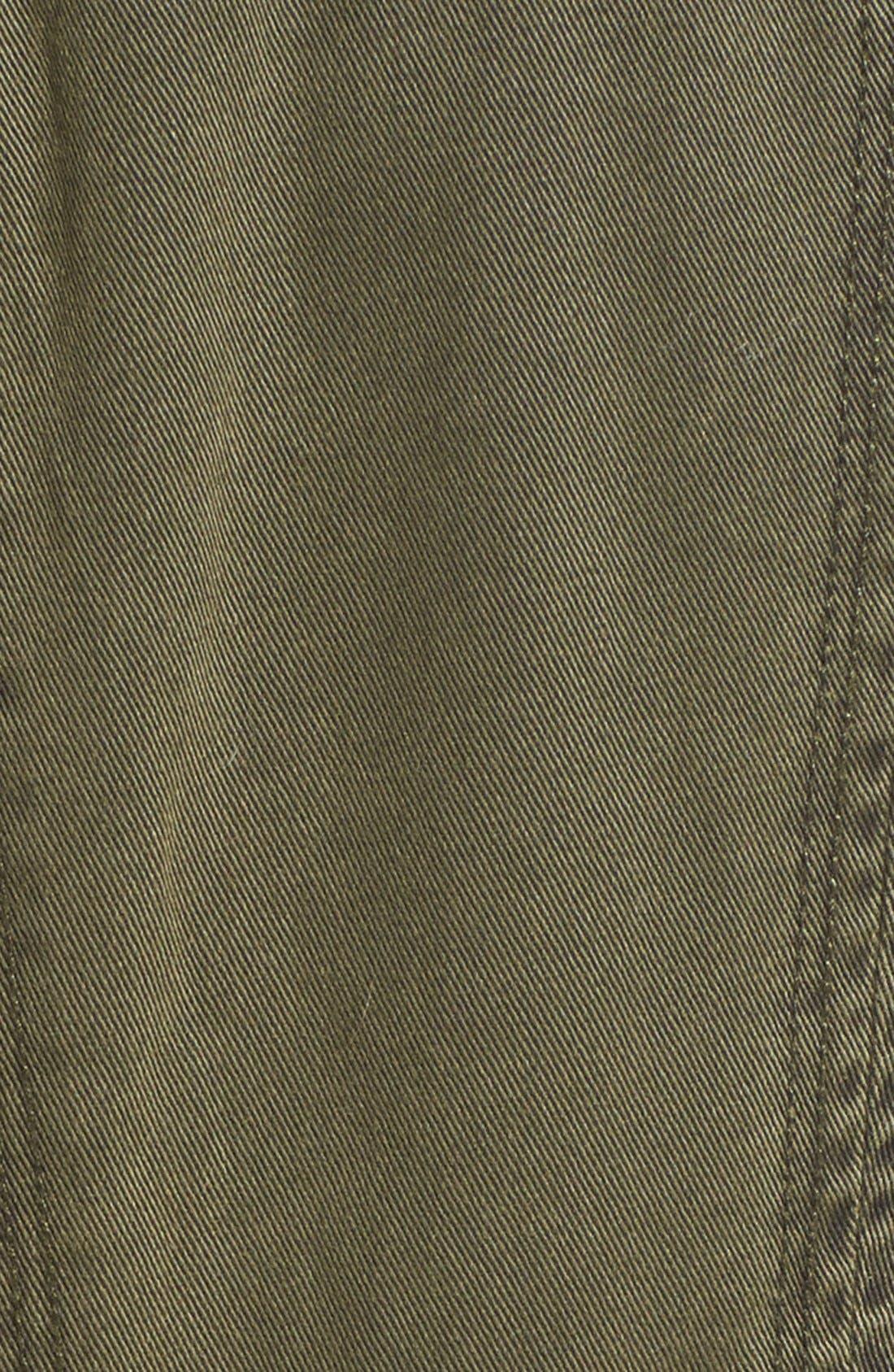 Alternate Image 4  - GUESS Faux Fur Trim Anorak