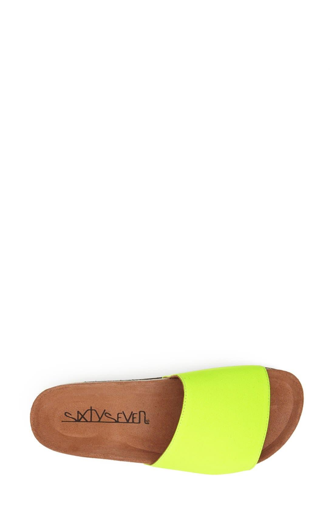 Alternate Image 3  - SIXTYSEVEN 'Isa' Platform Sandal (Women)