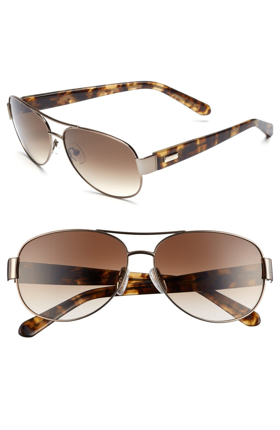 Alternate Image 1 Selected - RAEN 'Maude' 53mm Sunglasses