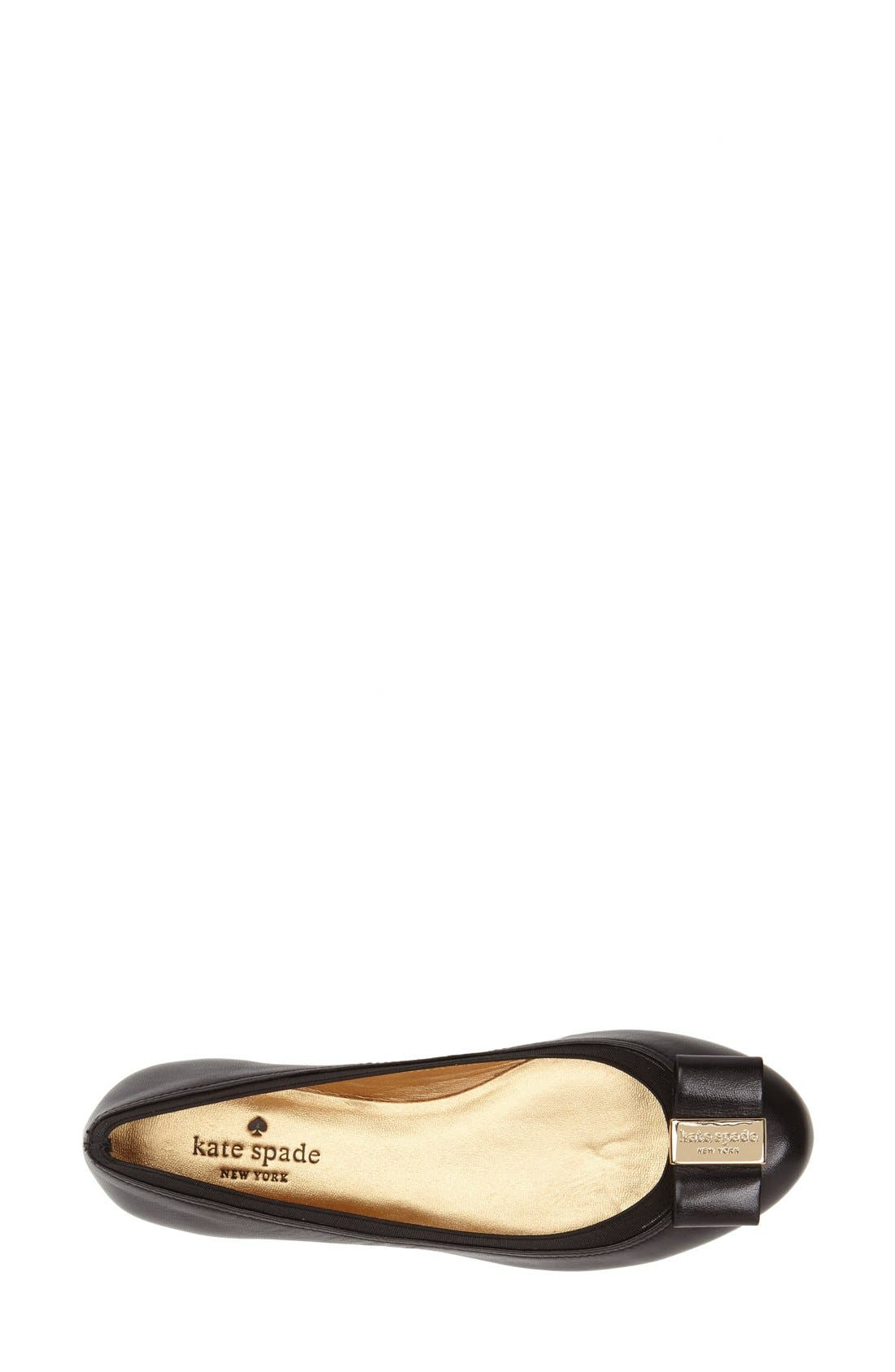 Alternate Image 3  - kate spade new york 'tock' flat