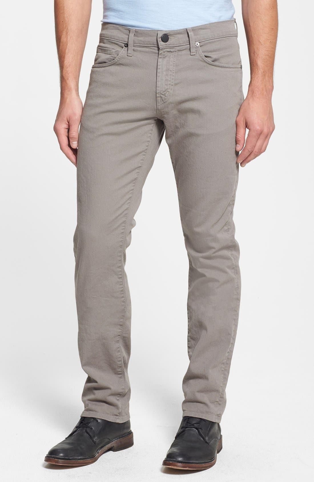 Alternate Image 1 Selected - J Brand 'Kane' Slim Straight Leg Jeans (Sergeant)