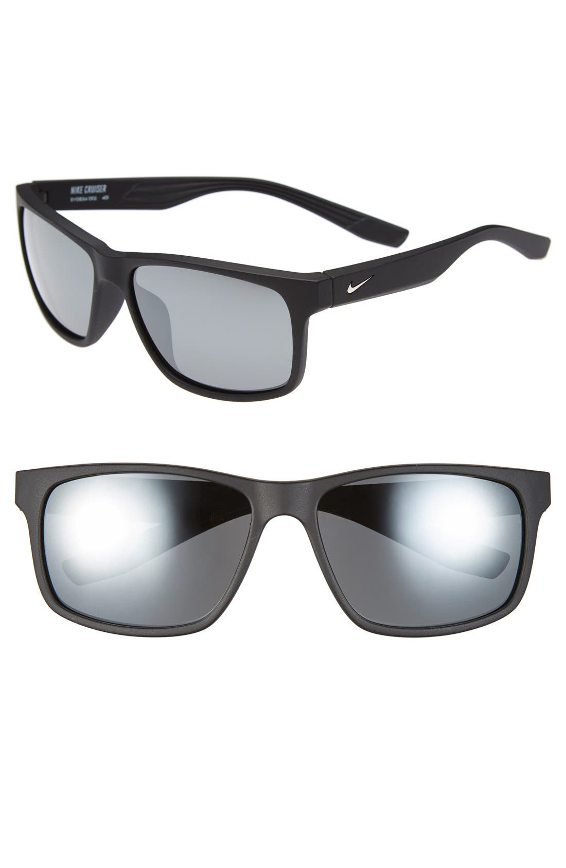 Nike 'Cruiser' 59mm Sunglasses
