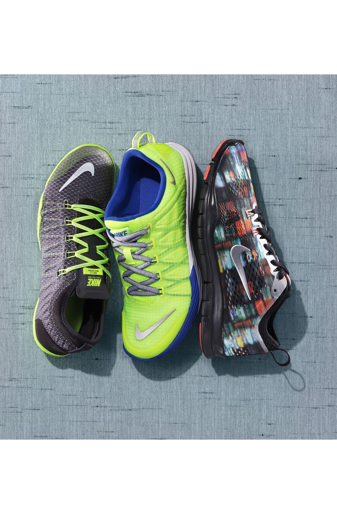 Alternate Image 5  - Nike 'Lunar Cross Element' Training Shoe (Women)