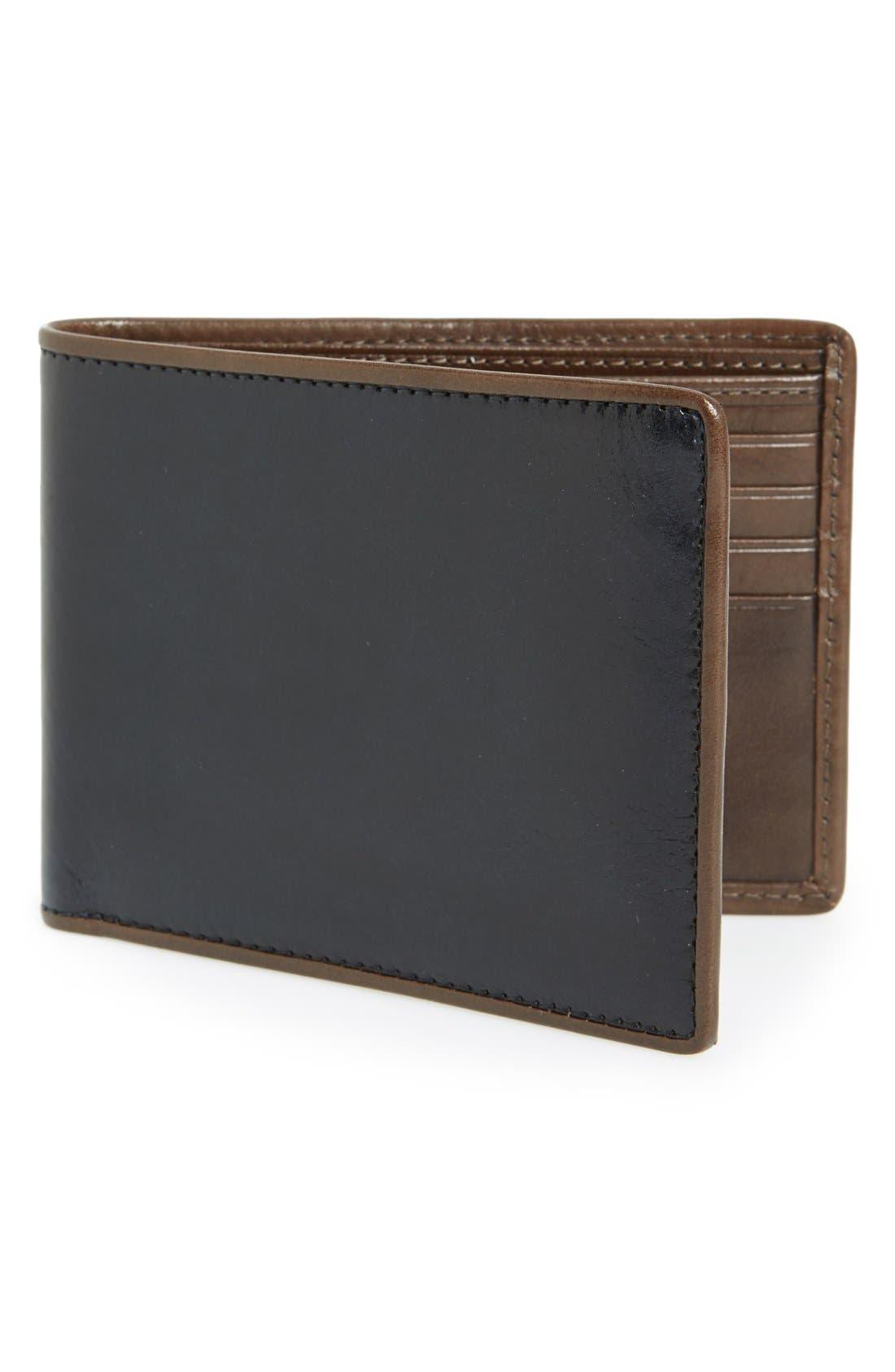 Alternate Image 1 Selected - Bosca 'Montreal' Wallet