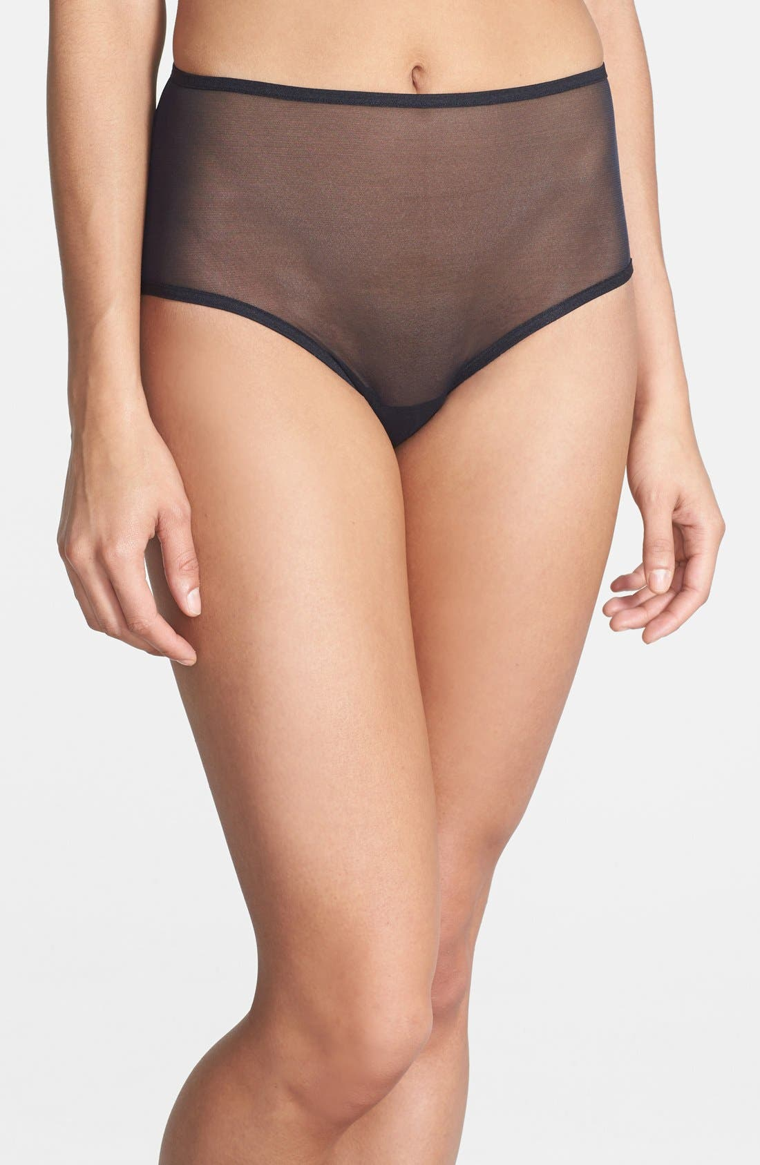Main Image - Only Hearts 'Whisper' Cage Back Briefs