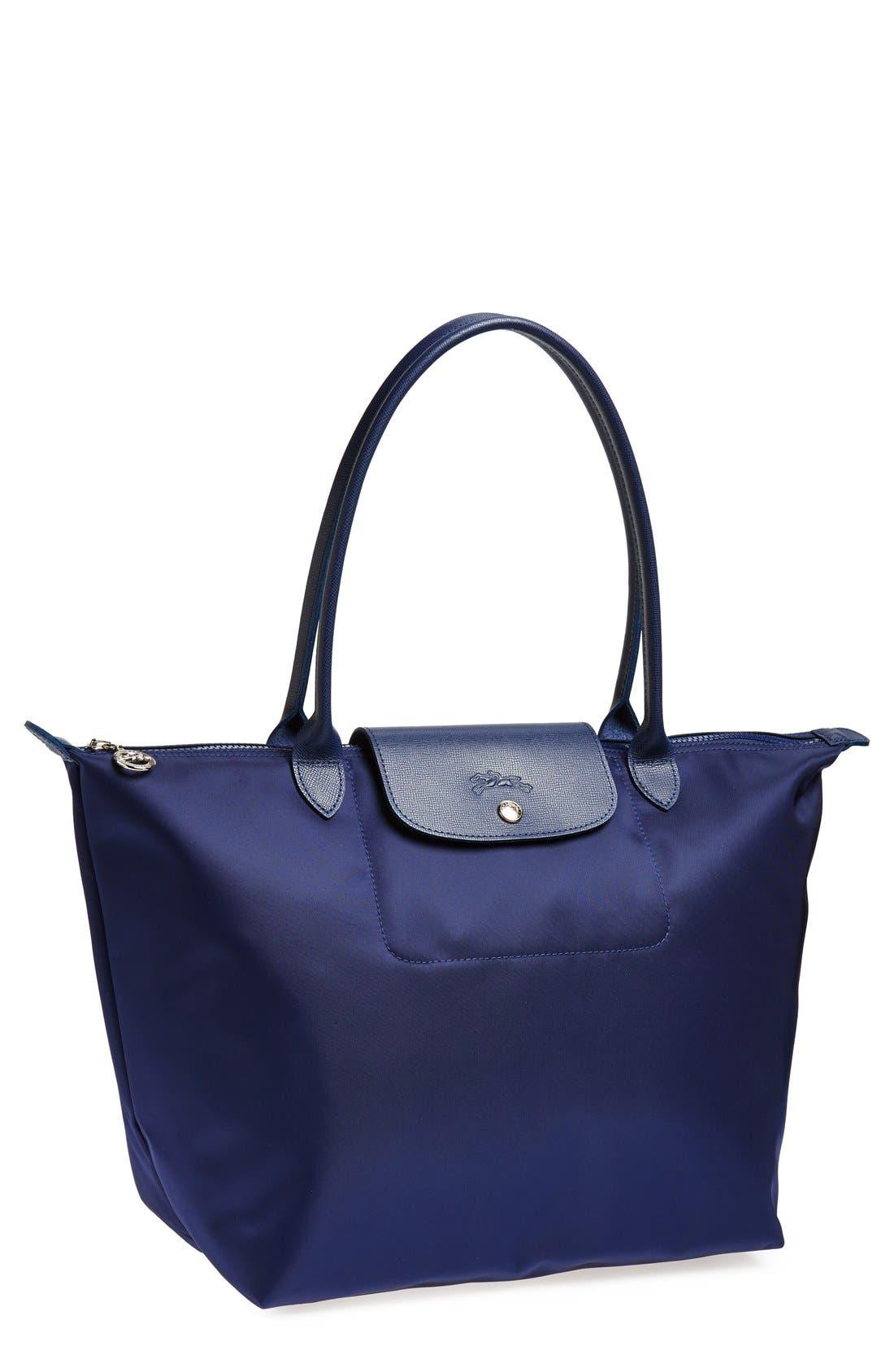 Alternate Image 1 Selected - Longchamp 'Large Le Pliage Neo' Nylon Tote
