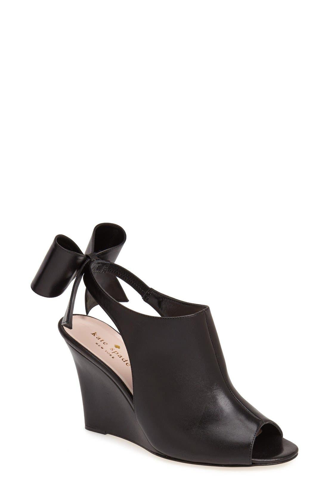 Alternate Image 1 Selected - kate spade new york 'ira' slingback sandal (Women)