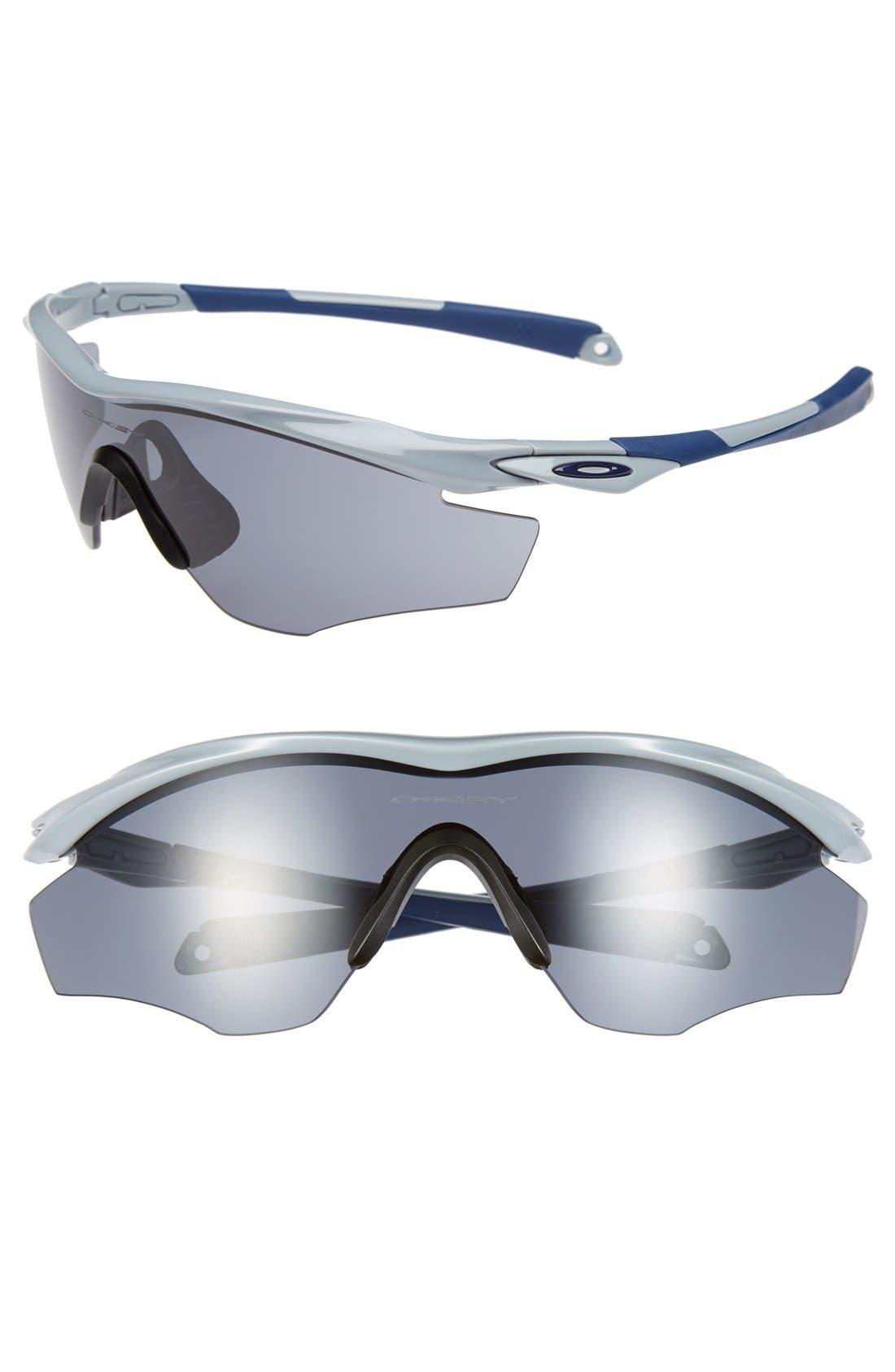 Alternate Image 1 Selected - Oakley 'M2 Frame' 175mm Shield Sunglasses