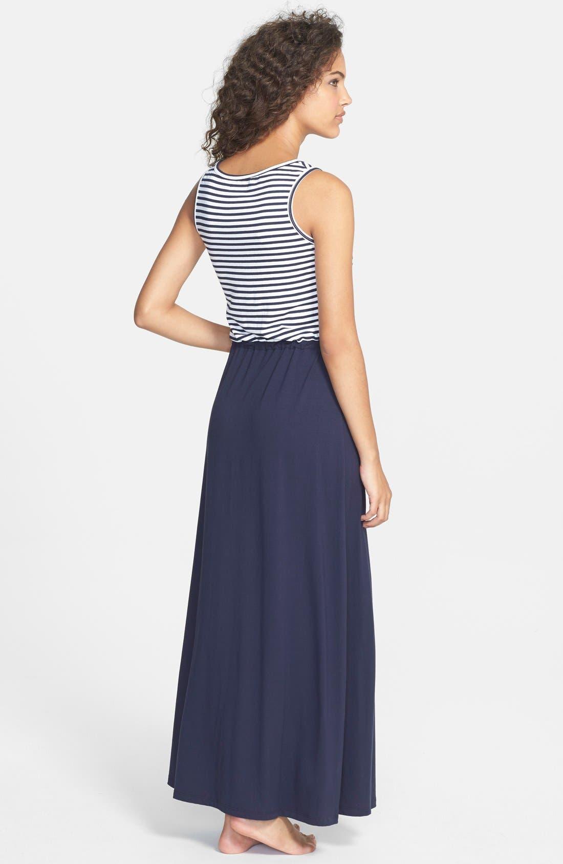 Alternate Image 2  - Mott 50 'Eleanor' Maxi Dress (UPF 50)
