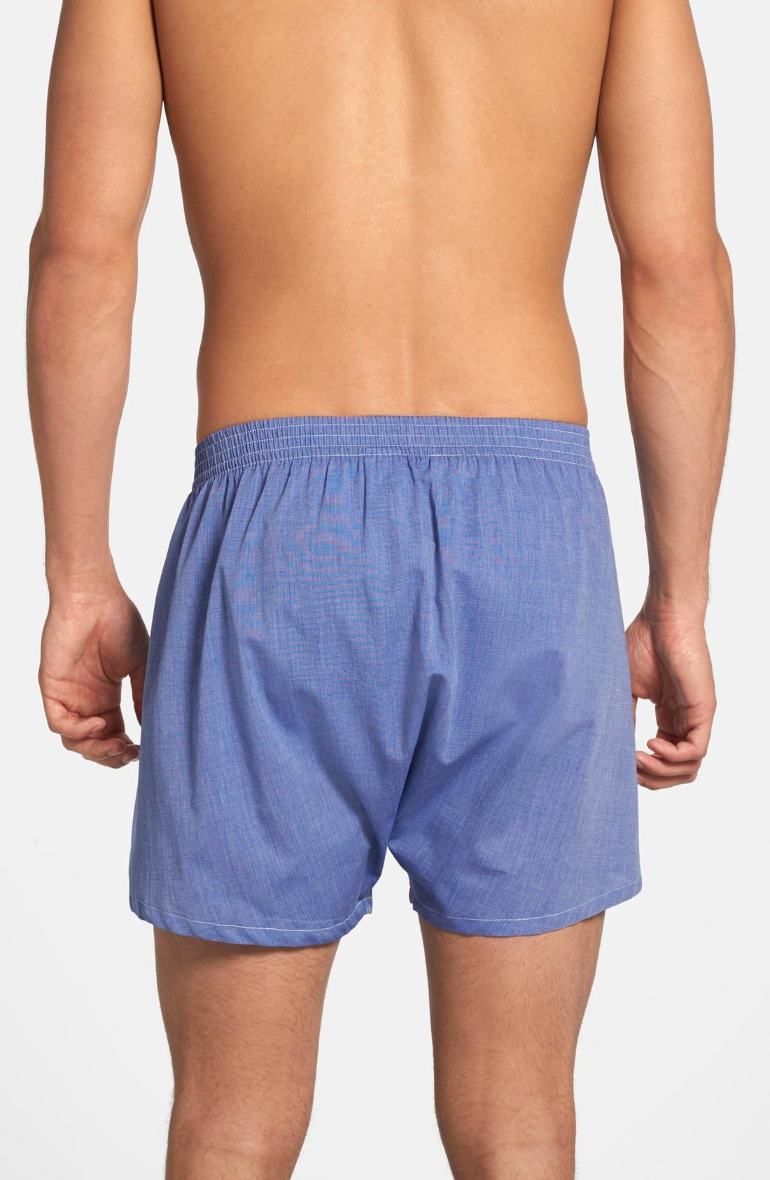 Alternate Image 2  - Nordstrom Men's Shop 3-Pack Classic Fit Boxers