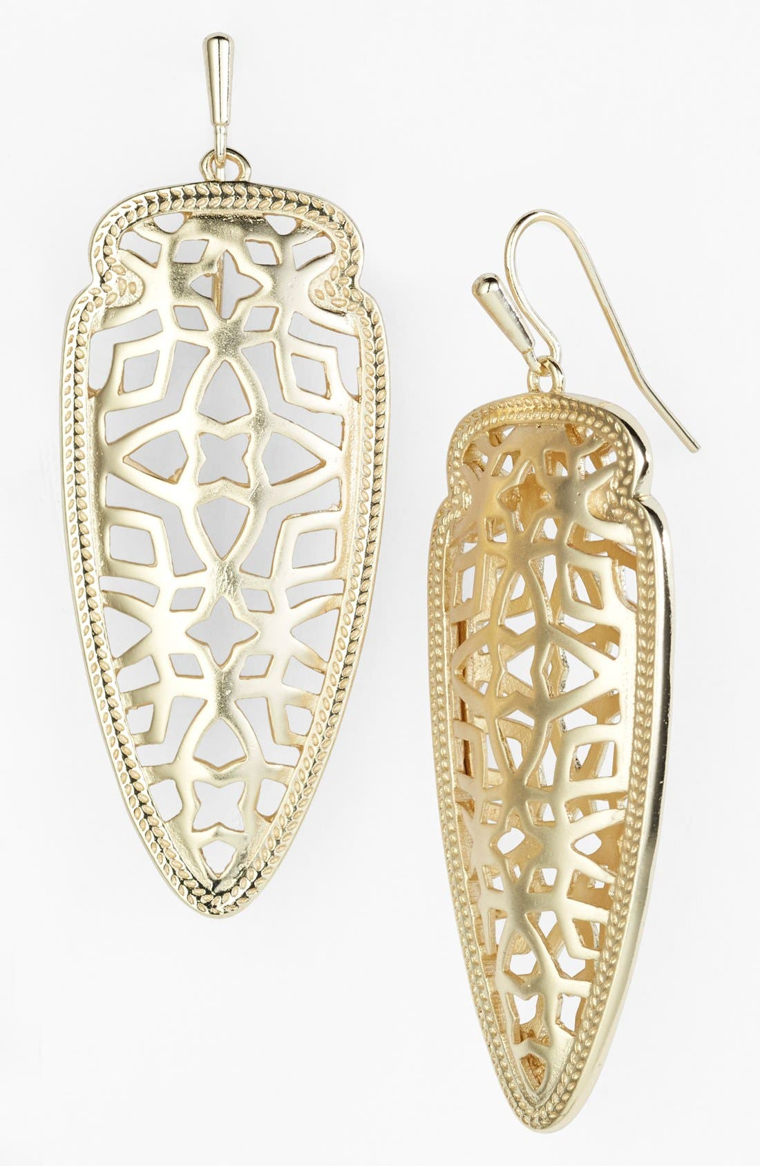 Main Image - Kendra Scott 'Glam Rocks - Sadie' Drop Earrings