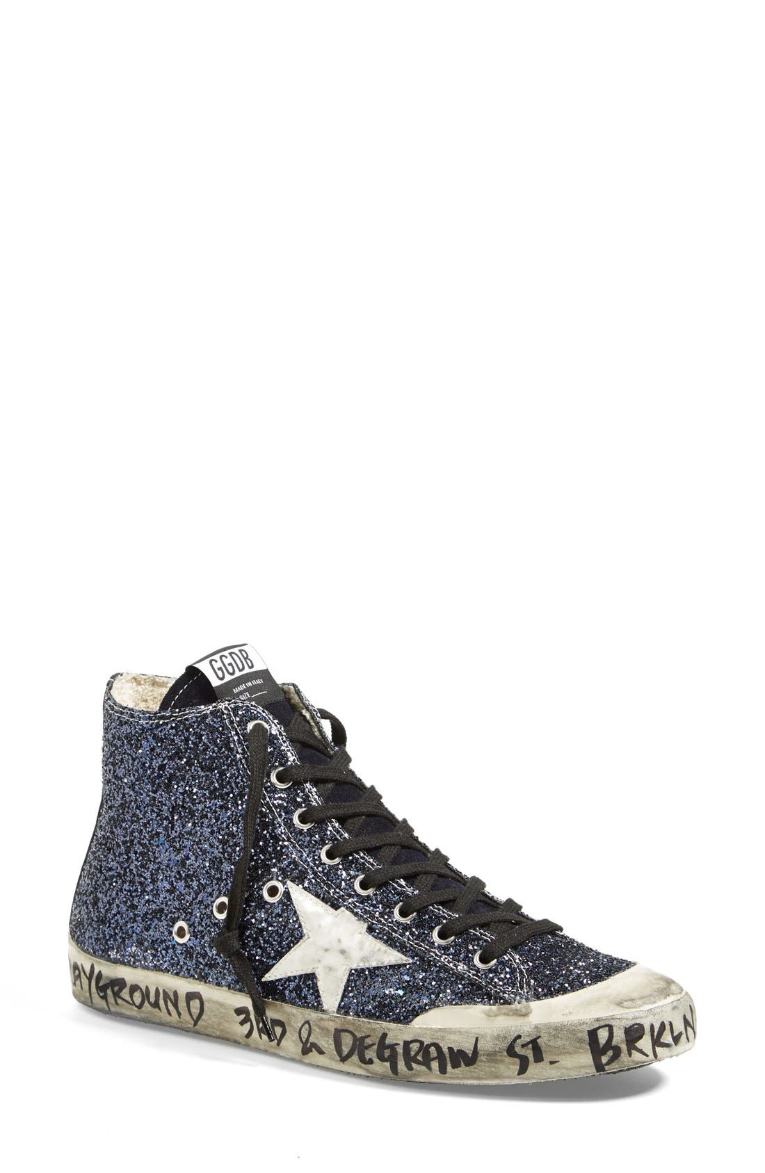 Alternate Image 1 Selected - Golden Goose 'Francy' Sneaker (Women)
