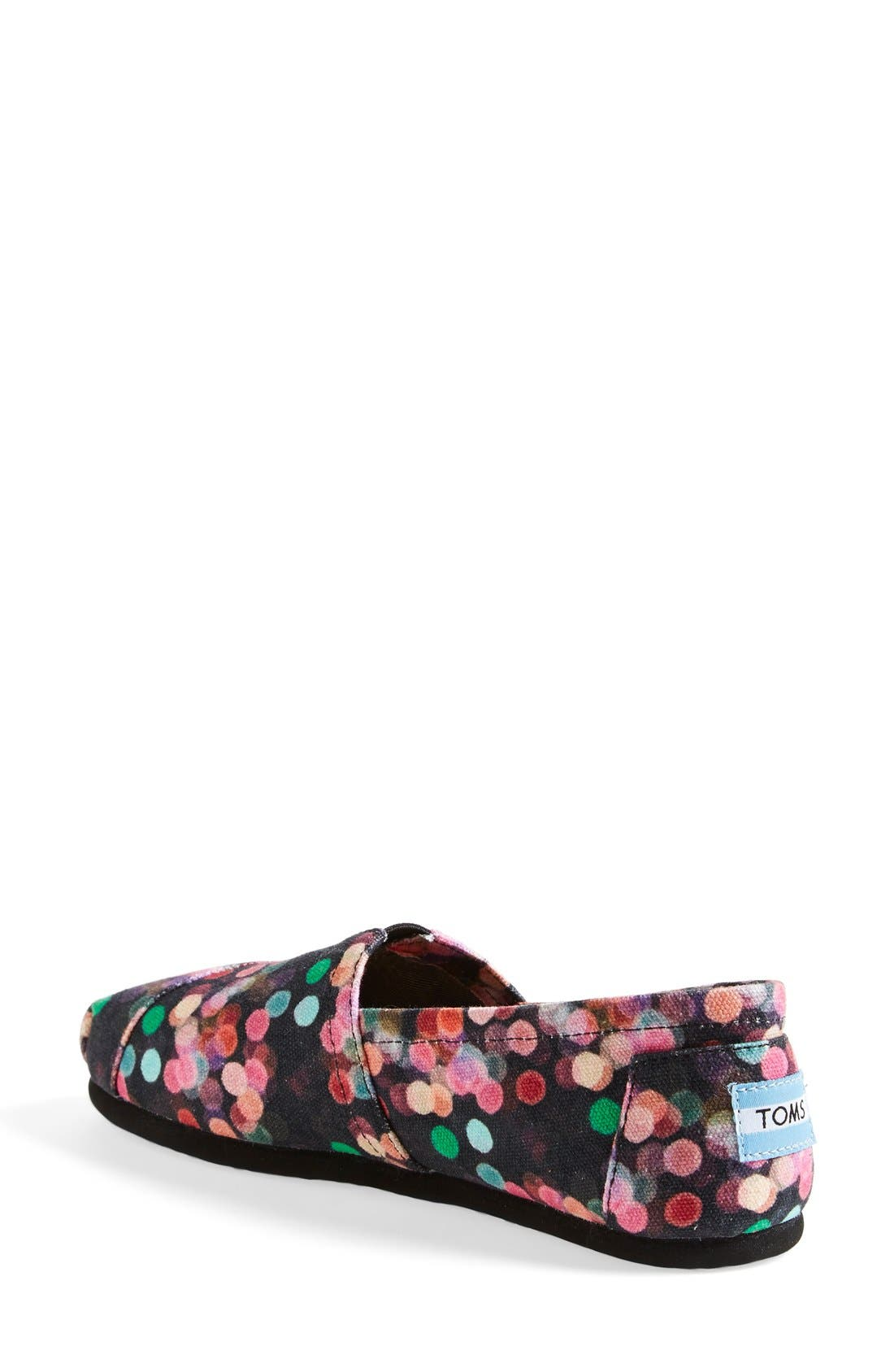 Alternate Image 2  - TOMS 'Classic - Night Lights' Slip-On (Nordstrom Exclusive) (Women)