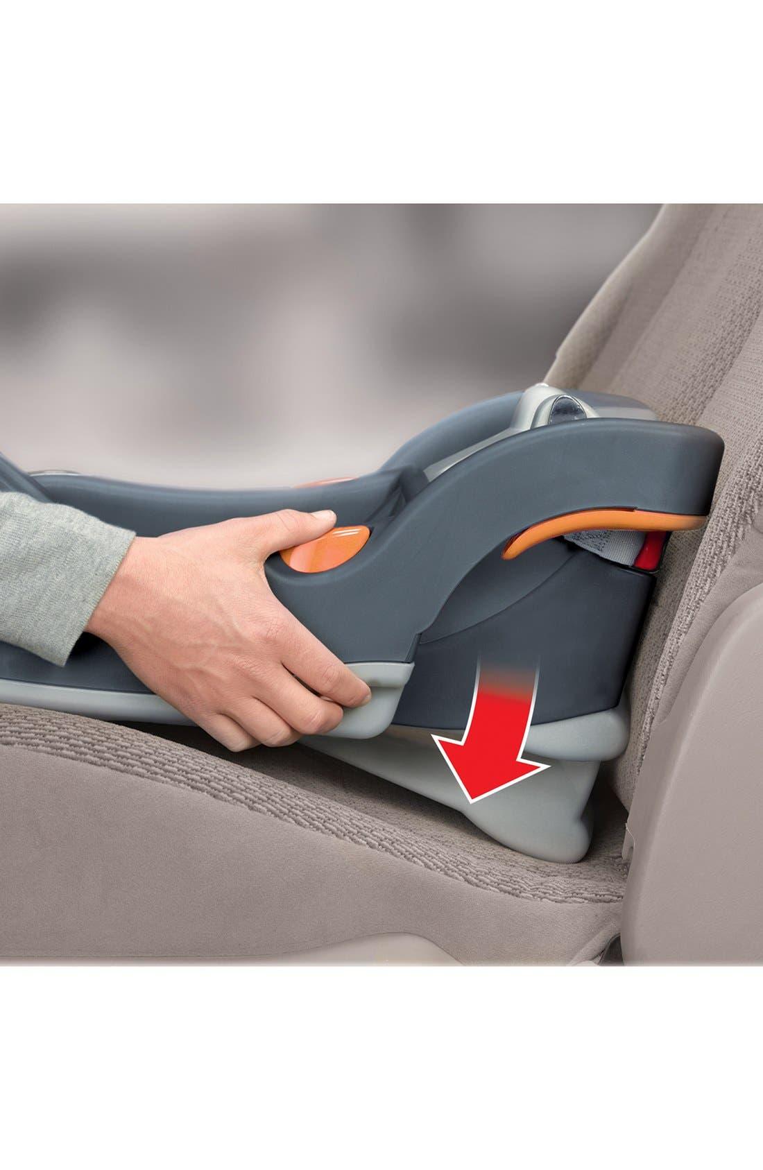 Alternate Image 3  - Chicco® 'KeyFit 30' Infant Car Seat