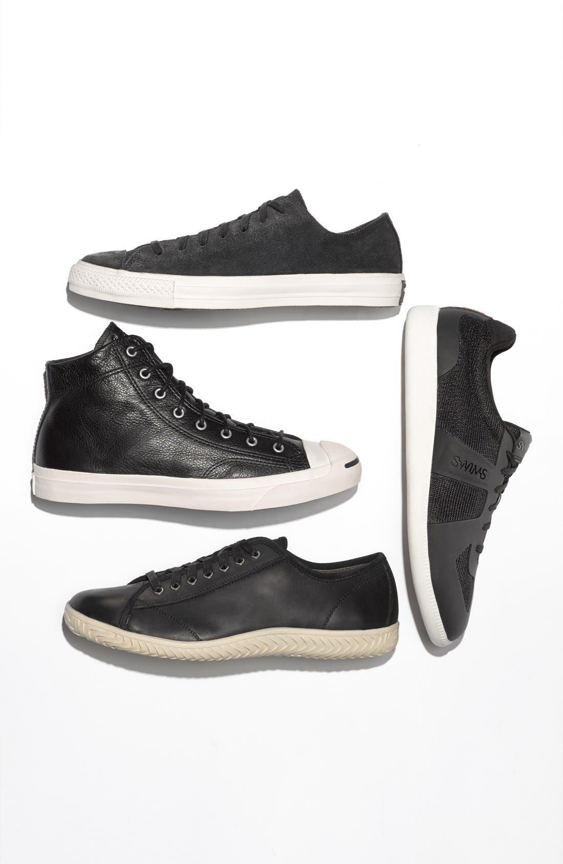 Alternate Image 5  - Converse 'Jack Purcell - Jack Mid' Sneaker (Men) (Online Only)