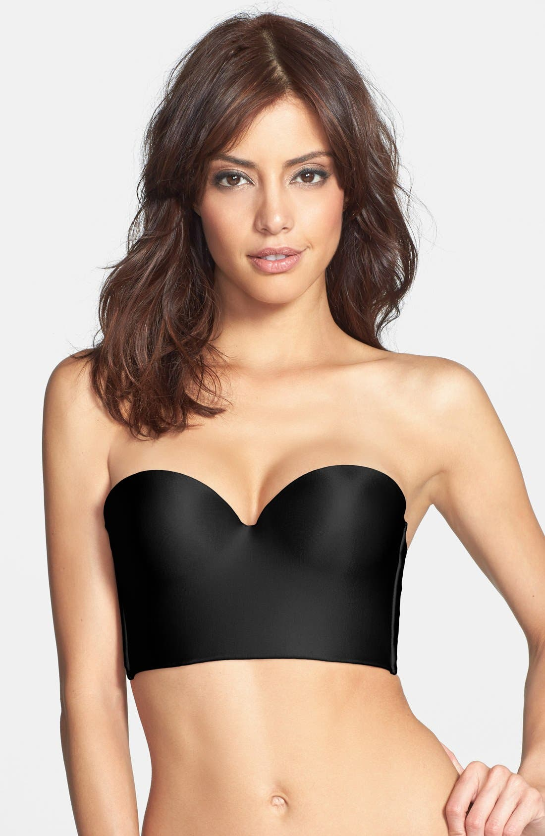 FELINA Essentials Convertible Underwire Longline Push-Up Bra