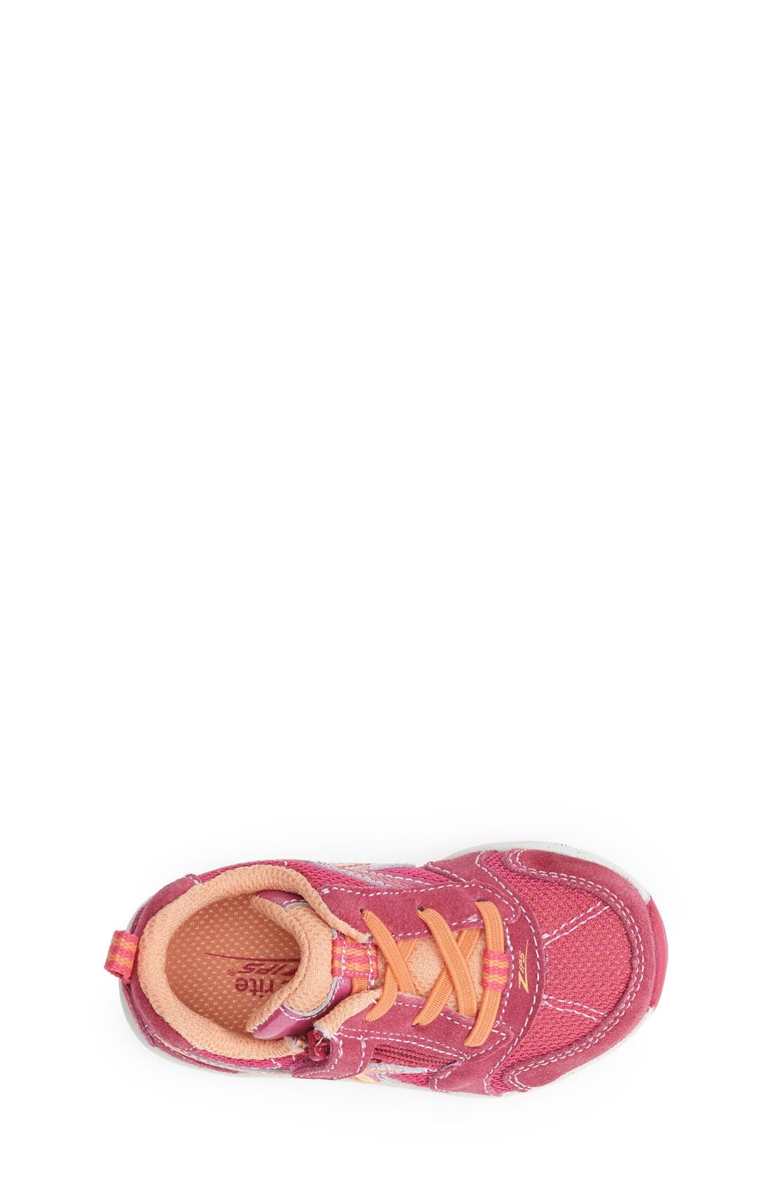 Alternate Image 3  - Stride Rite 'Zips' Sneaker (Walker & Toddler)