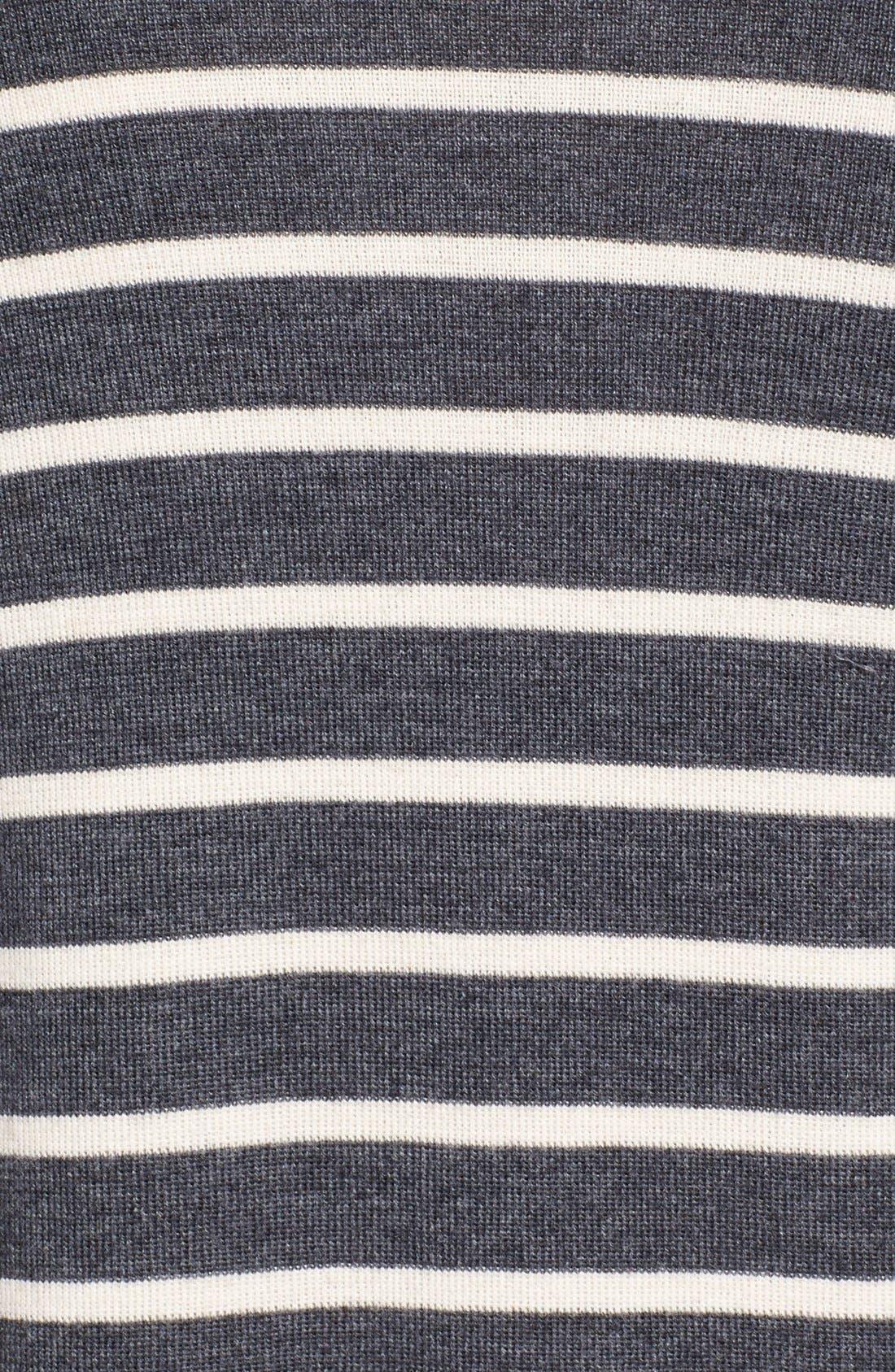 Alternate Image 3  - Tory Burch 'Seraphina' Stripe Tunic