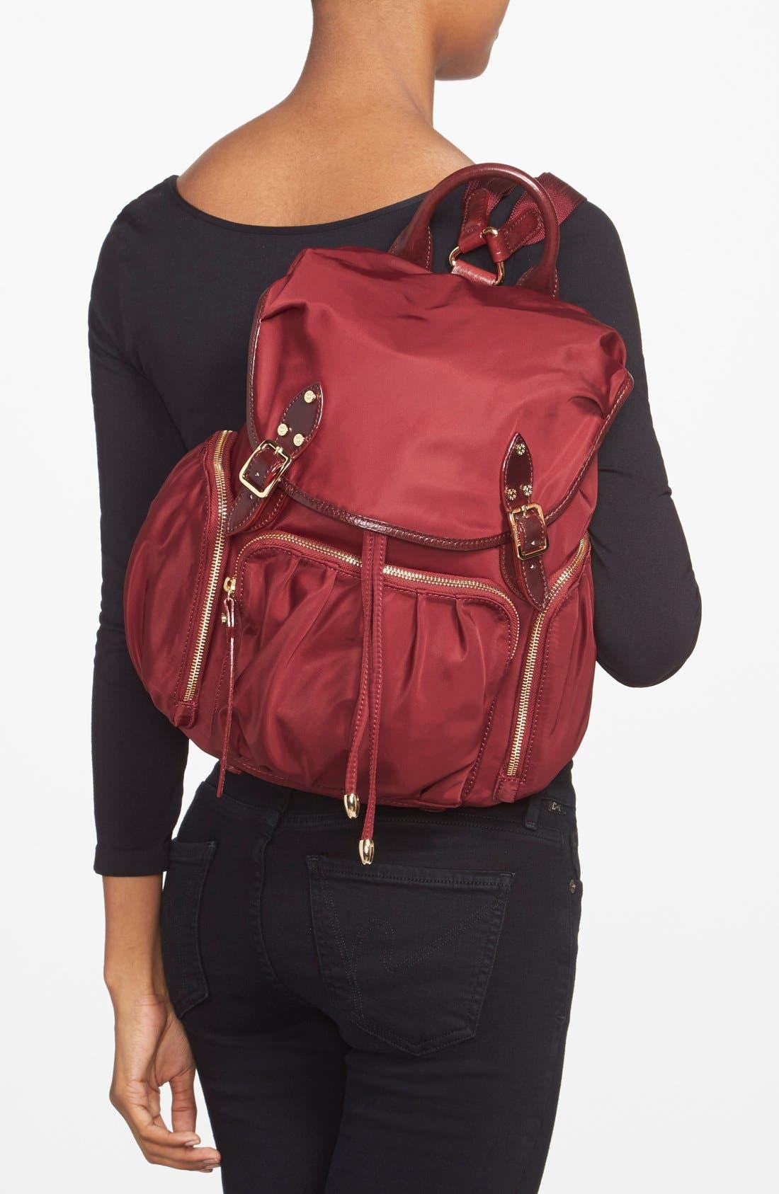 Alternate Image 2  - MZ Wallace 'Marlena' Nylon Backpack
