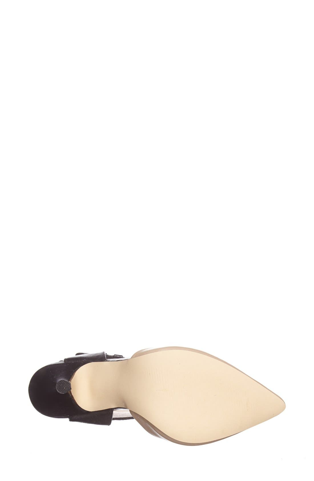Alternate Image 4  - Steve Madden 'Swift' Pointy Toe Pump (Women)