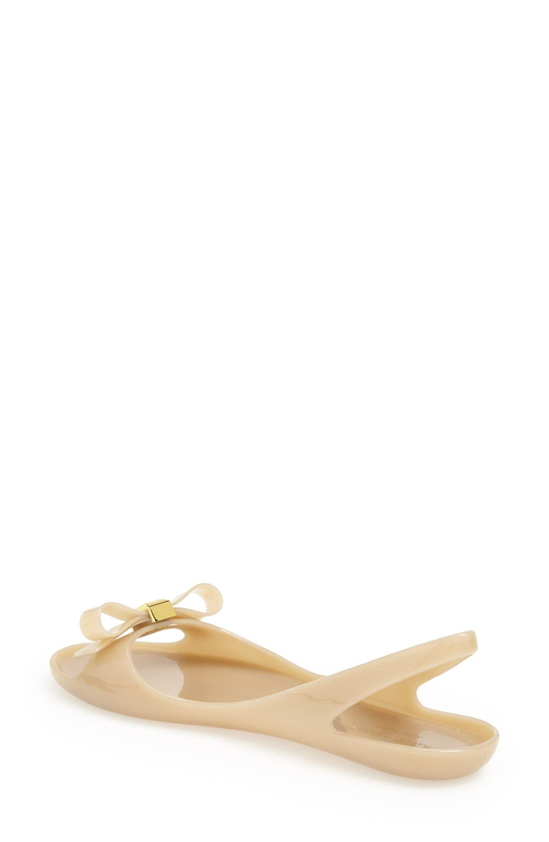 Alternate Image 2  - kate spade new york 'ode' flat sandal