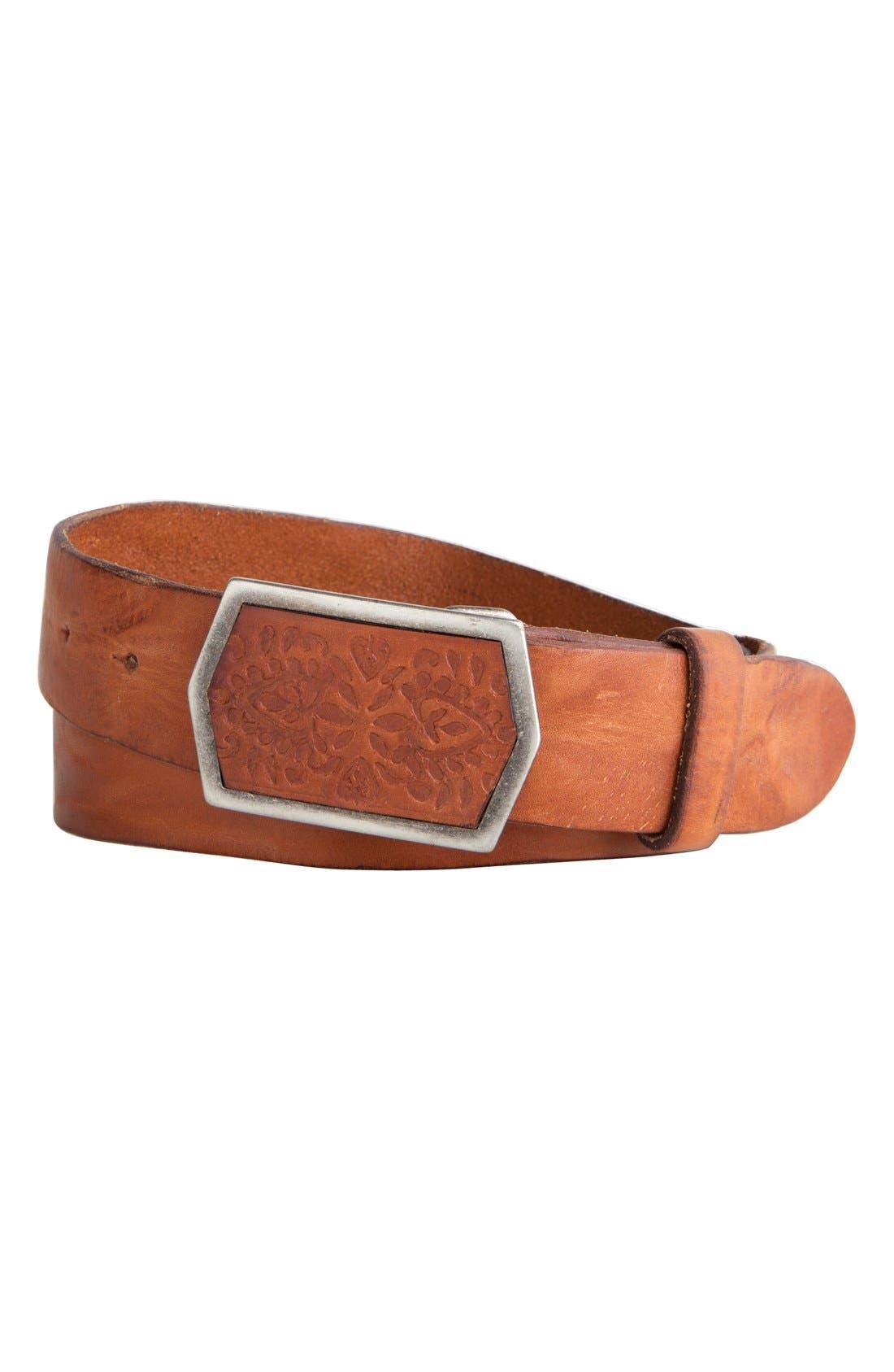 Main Image - Trafalgar 'Tatum' Belt