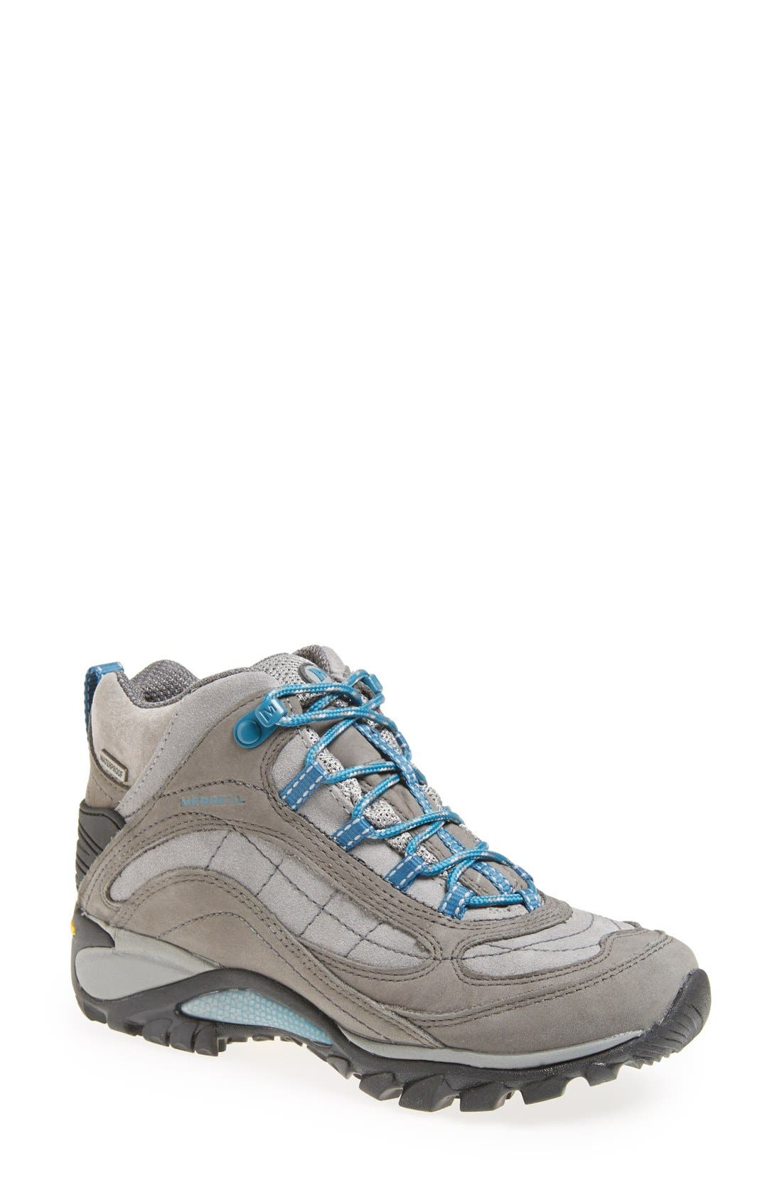 Main Image - Merrell 'Siren' Waterproof Leather Hiking Boot (Women)