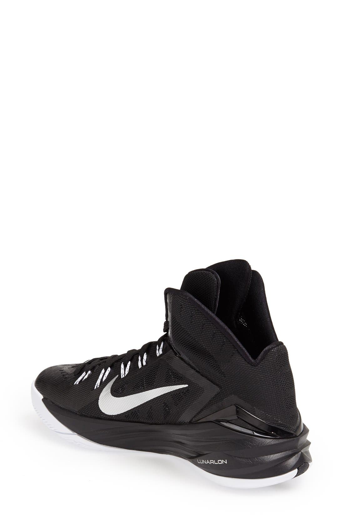 Alternate Image 2  - Nike 'Hyperdunk 2014' Basketball Shoe (Women)