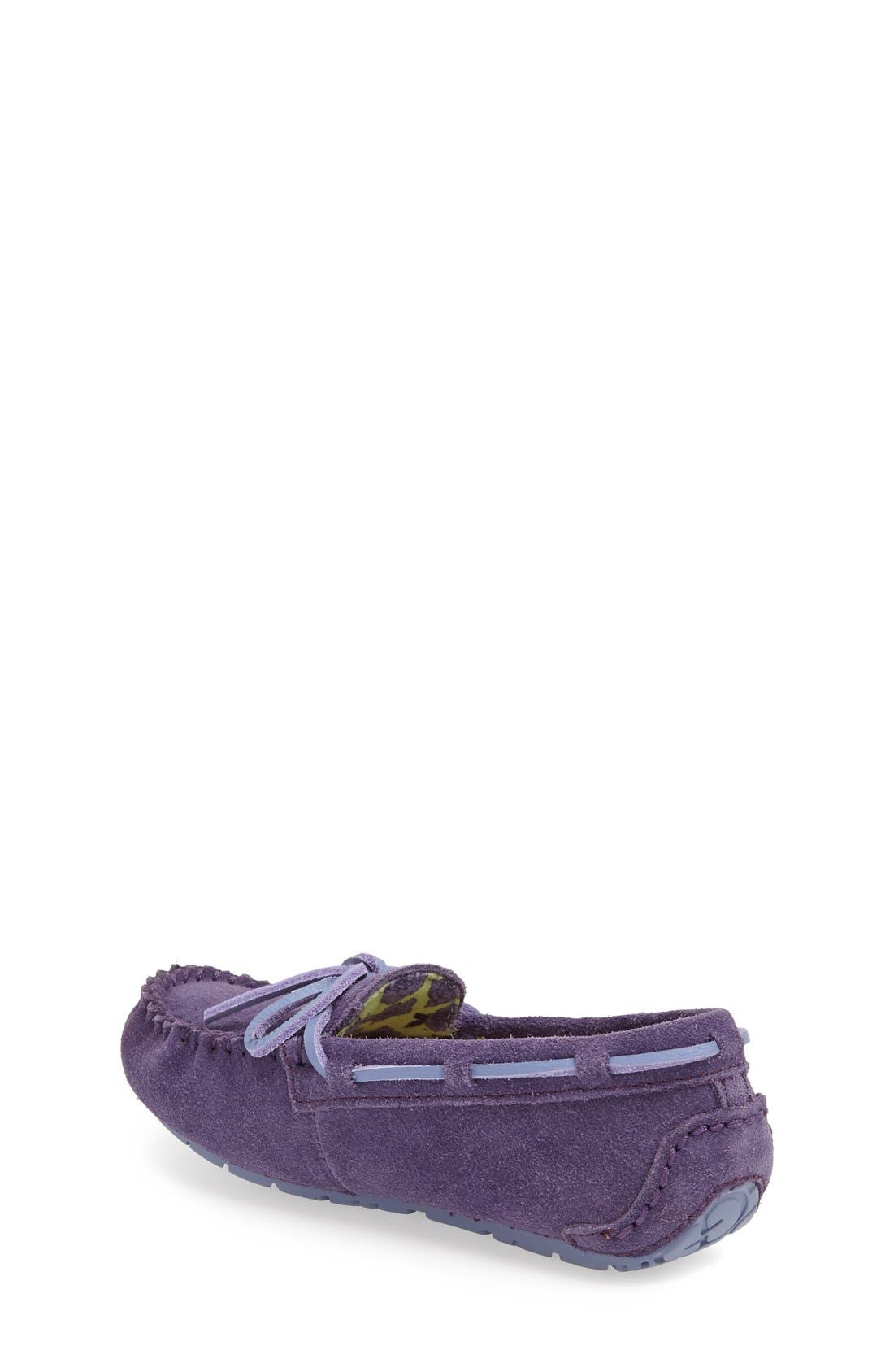 Alternate Image 2  - UGG® 'Ryder Rose' Slipper (Toddler, Little Kid & Big Kid)