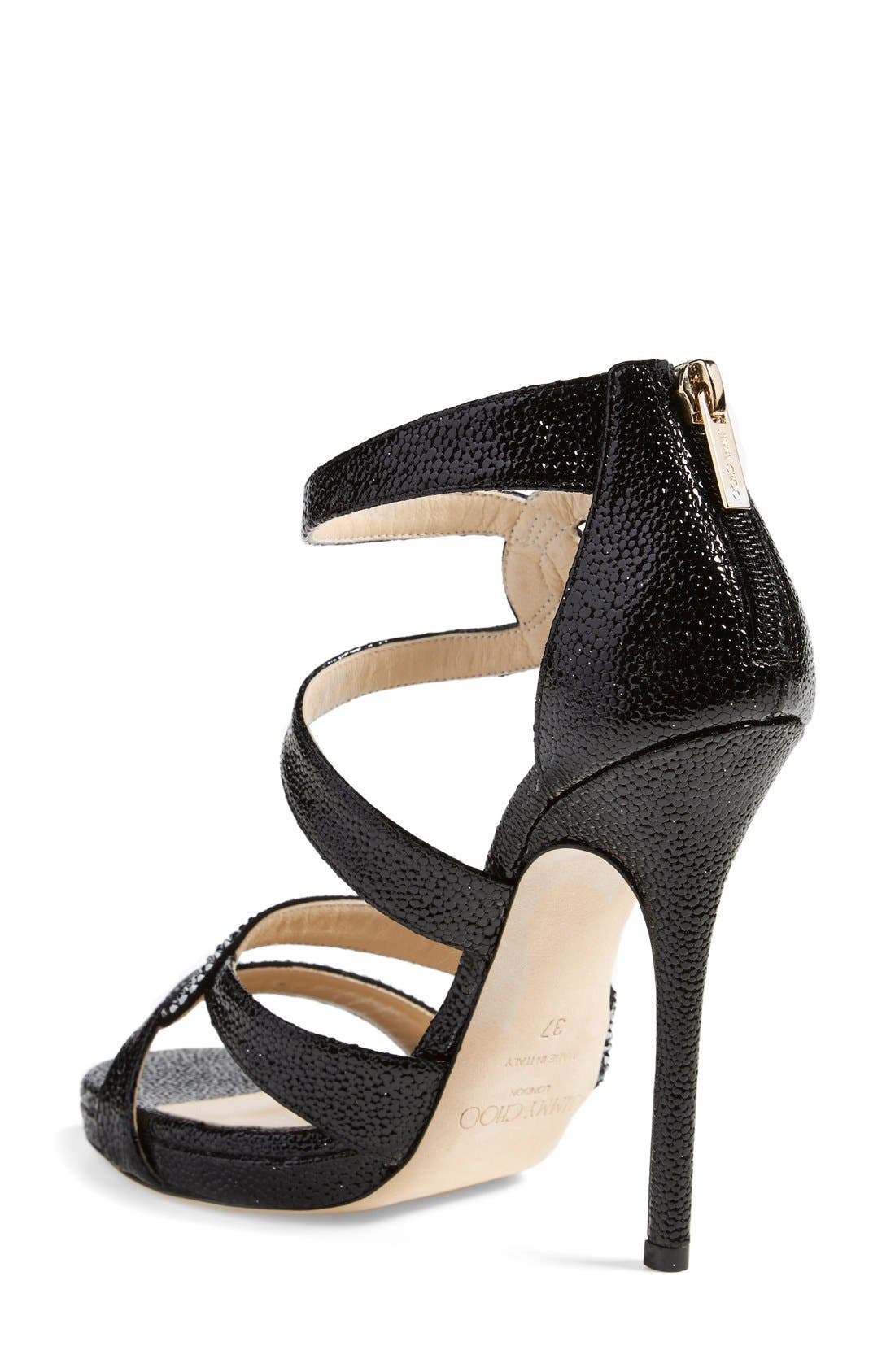 Alternate Image 2  - Jimmy Choo 'Taint' Platform Sandal (Women)